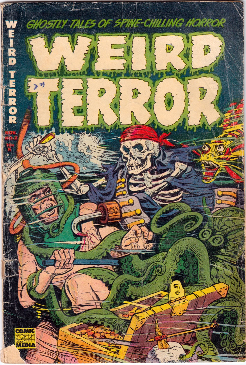 Weird Terror issue 2 - Page 1