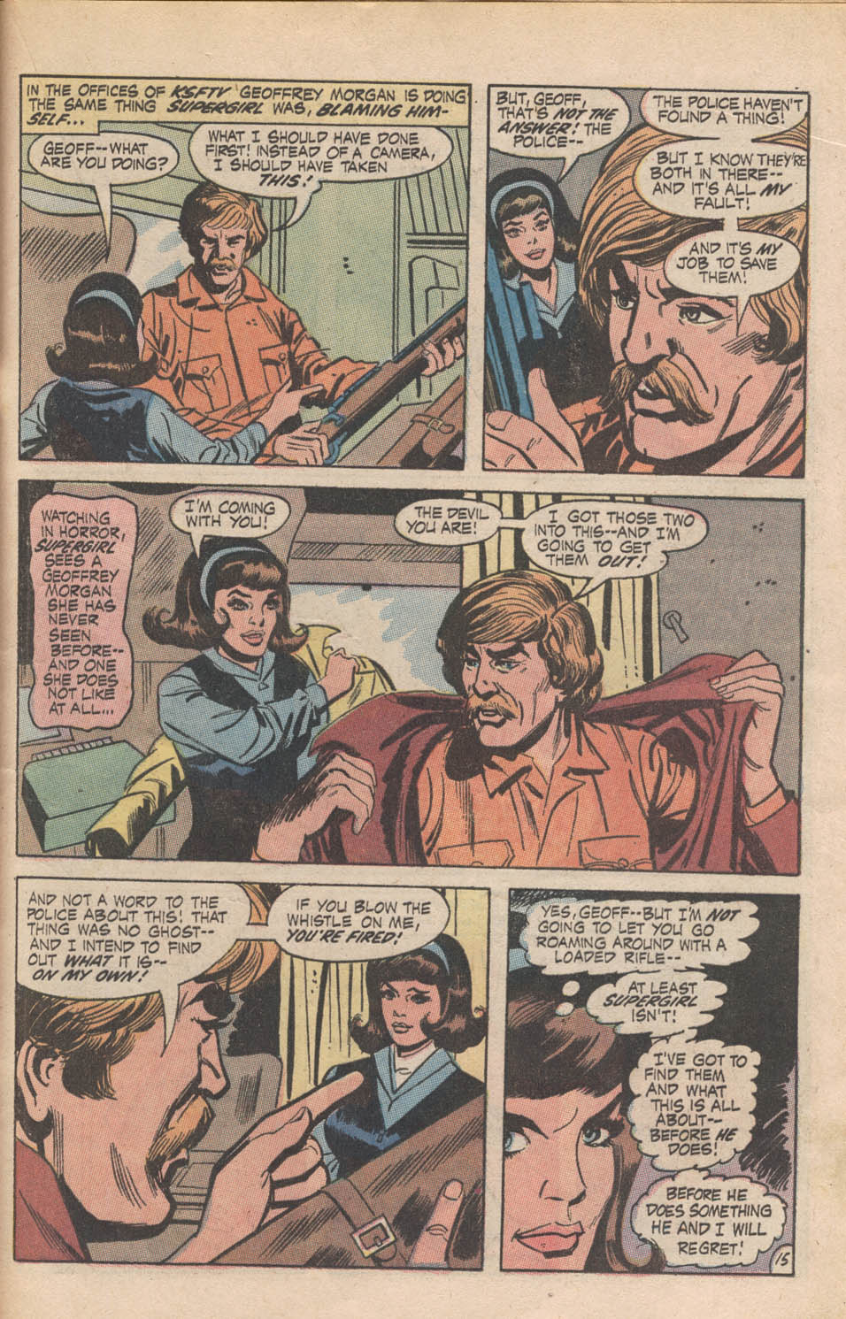 Read online Adventure Comics (1938) comic -  Issue #407 - 21