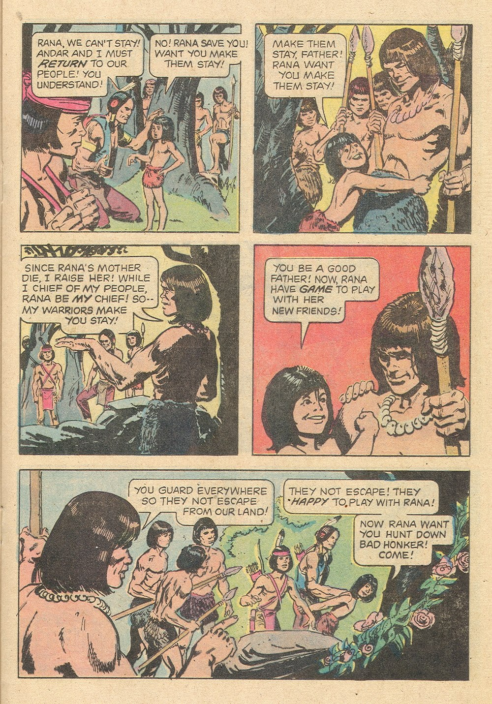 Read online Turok, Son of Stone comic -  Issue #129 - 17