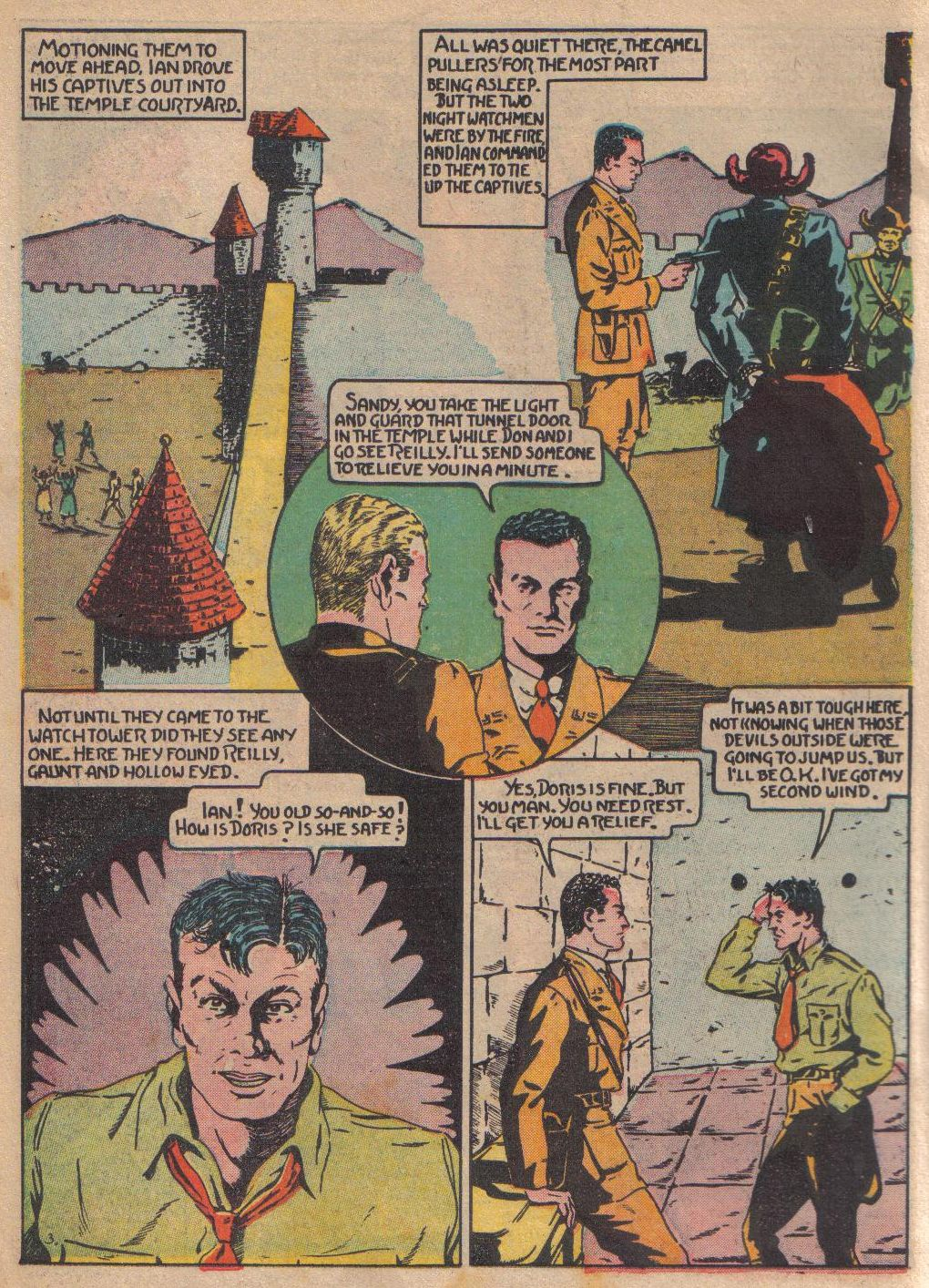 Read online Adventure Comics (1938) comic -  Issue #24 - 8
