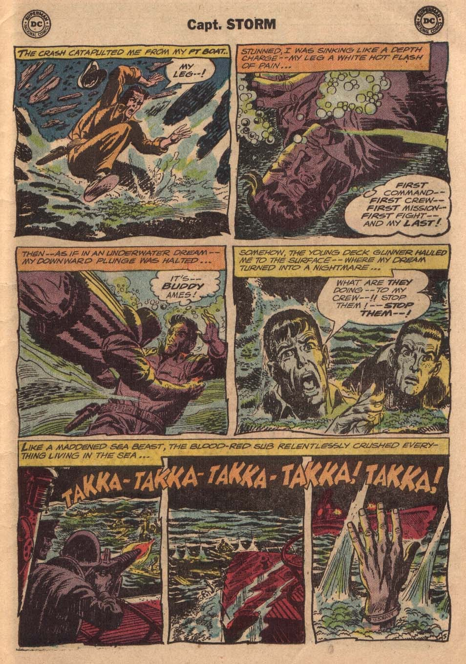 Capt. Storm issue 1 - Page 7