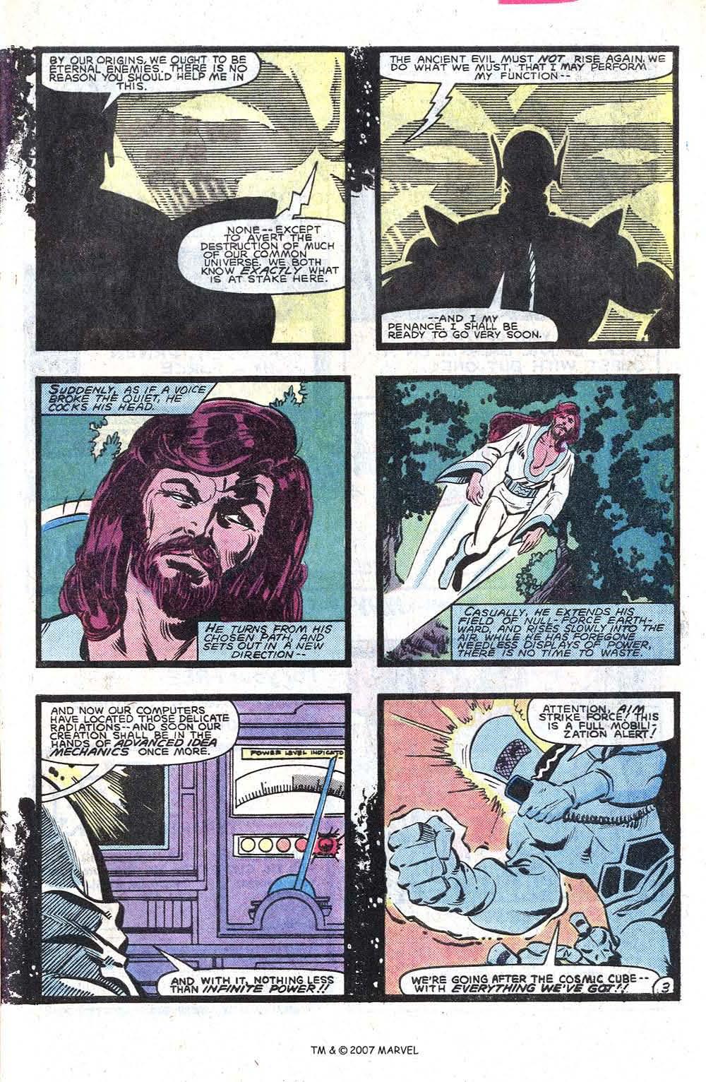 Read online Captain America (1968) comic -  Issue # _Annual 7 - 5