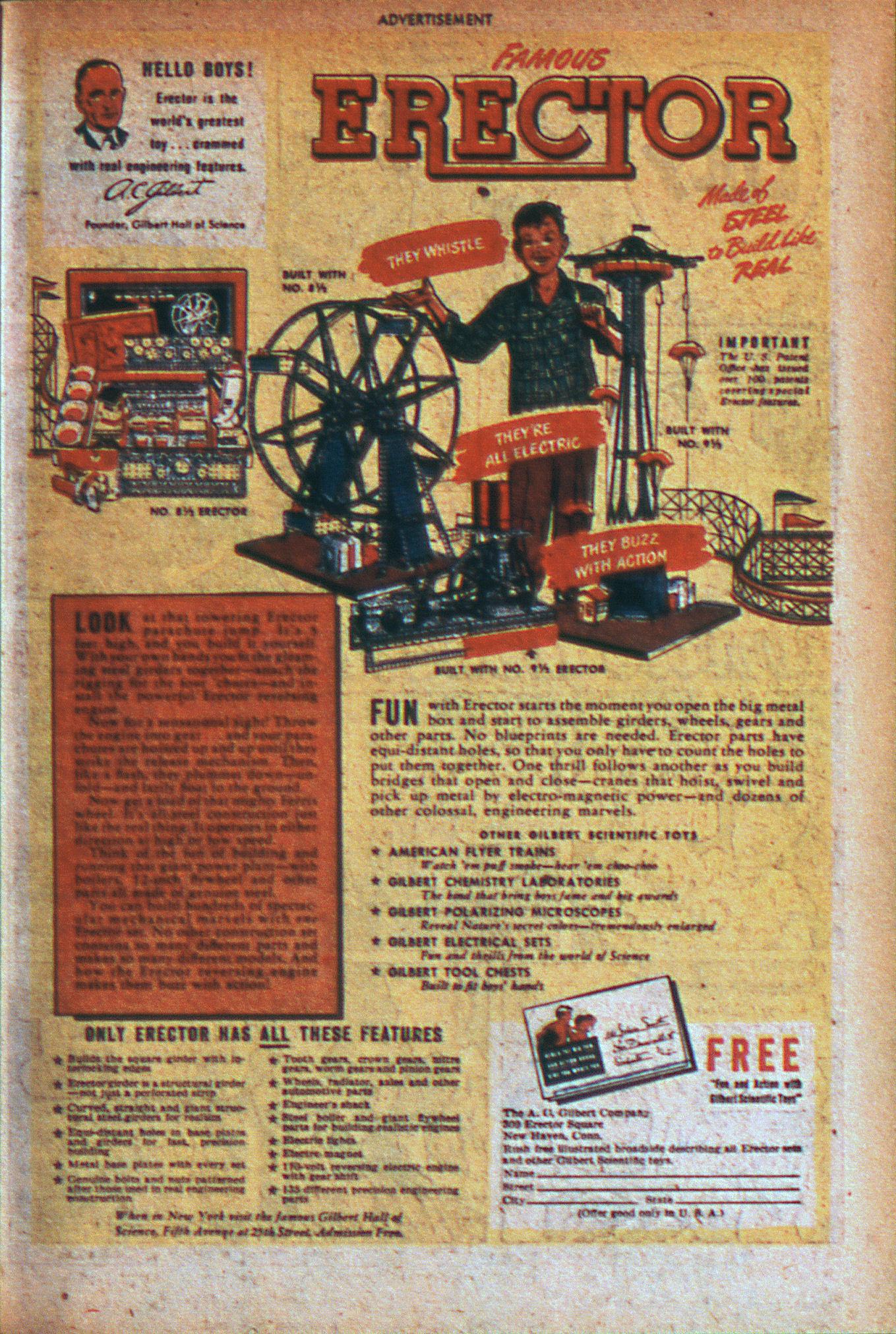Read online Adventure Comics (1938) comic -  Issue #124 - 22