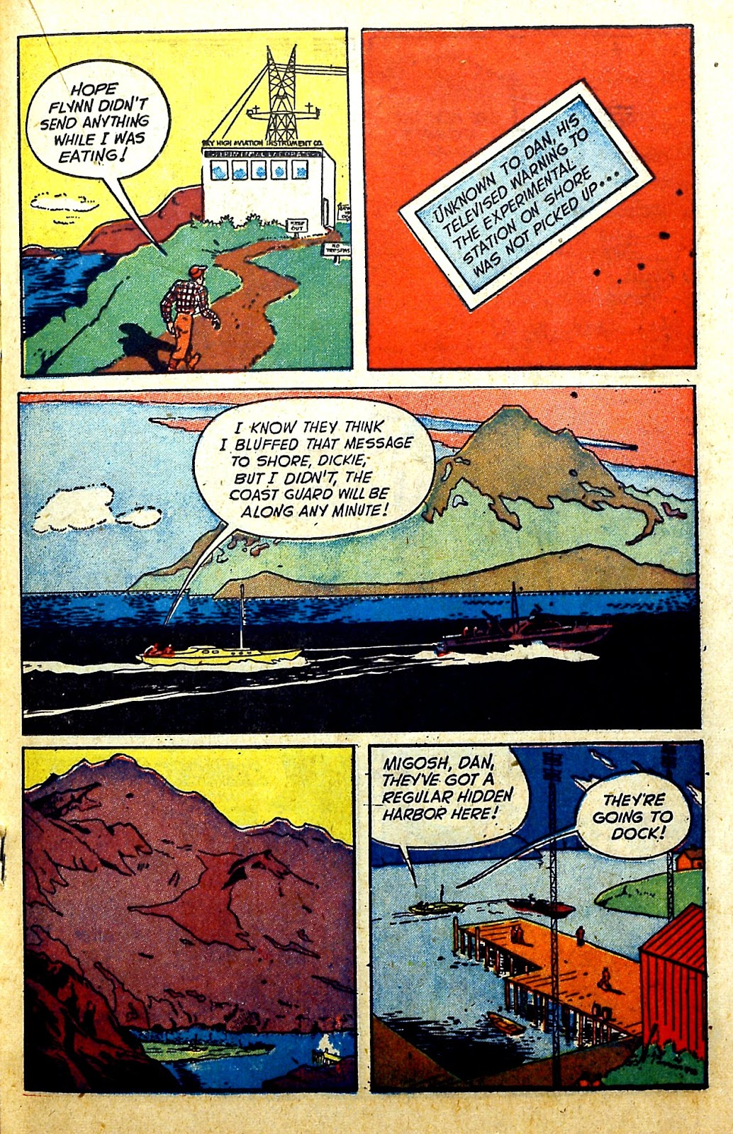 Read online Famous Funnies comic -  Issue #166 - 29