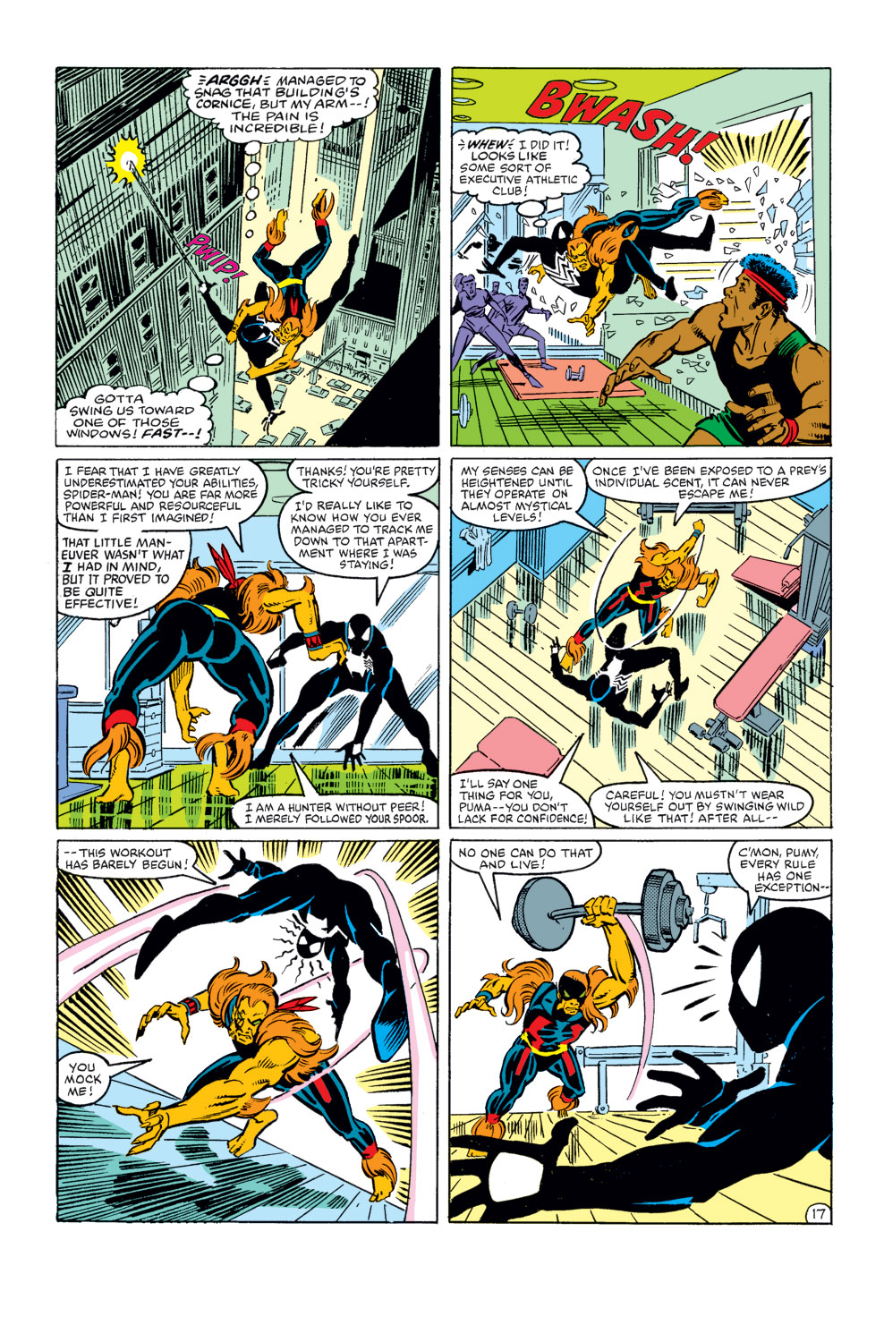 The Amazing Spider-Man (1963) 257 Page 17