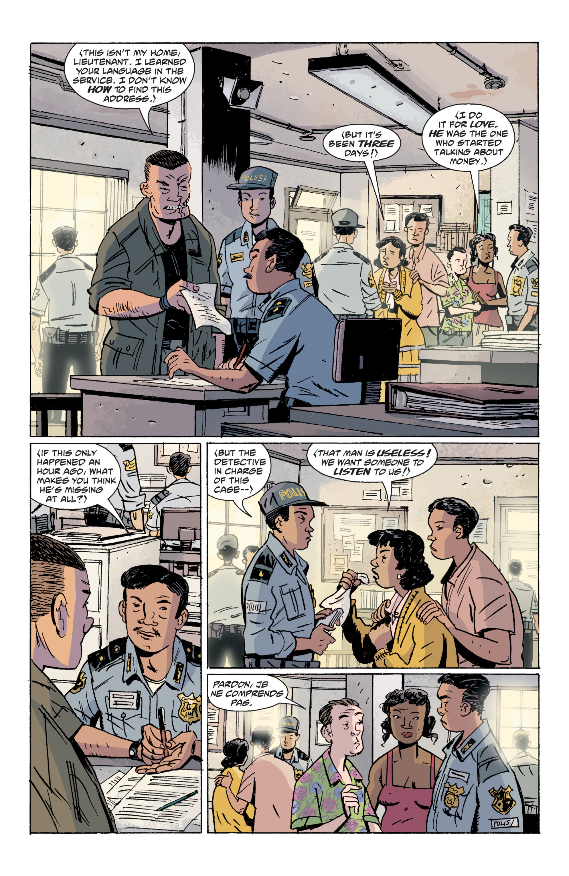 Read online B.P.R.D. (2003) comic -  Issue # TPB 7 - 60