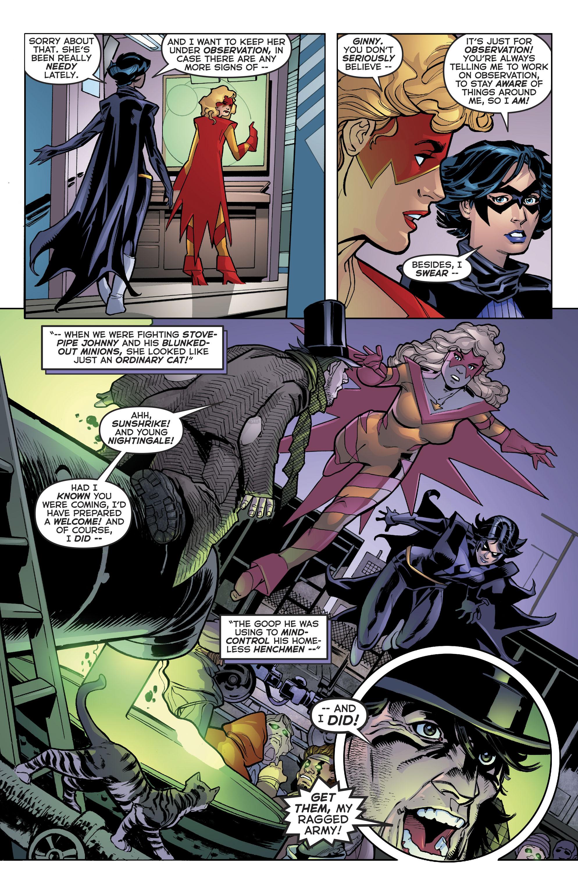Read online Astro City comic -  Issue #44 - 5