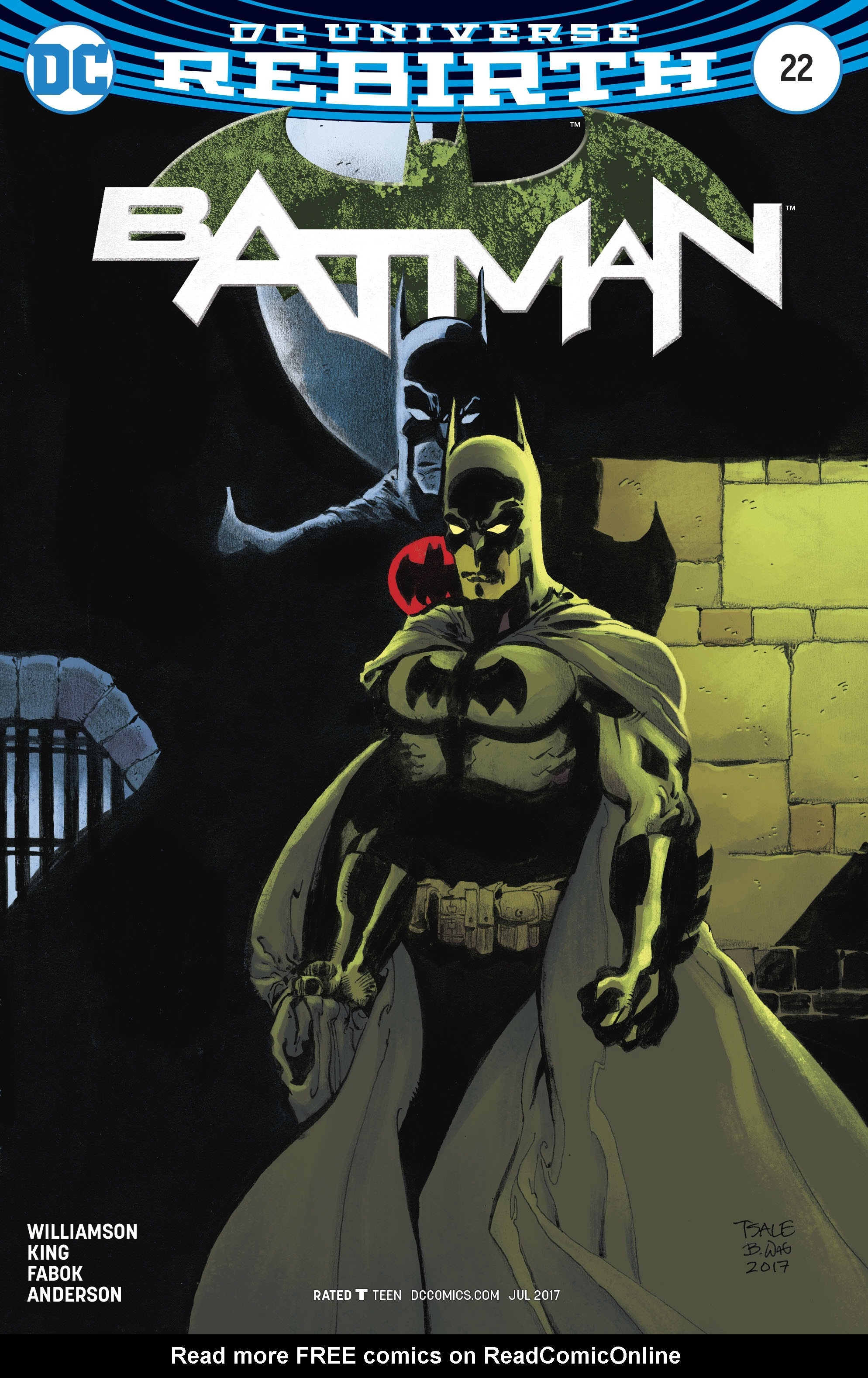 Read online Batman (2016) comic -  Issue #22 - 3