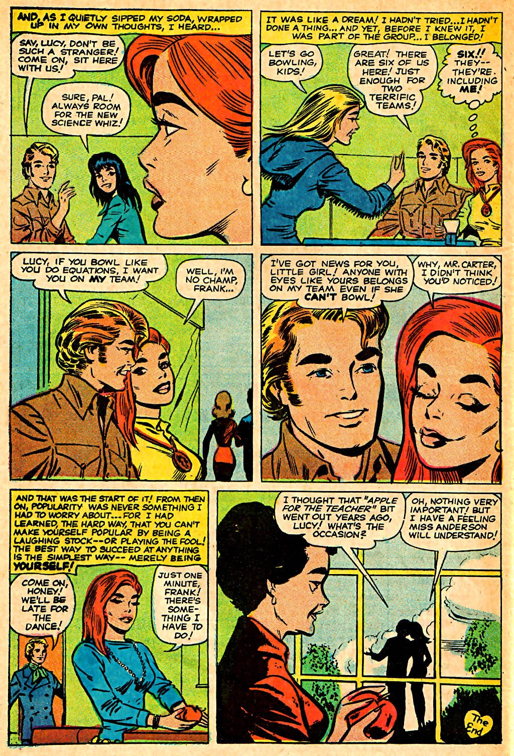 My Love (1969) issue 7 - Page 32