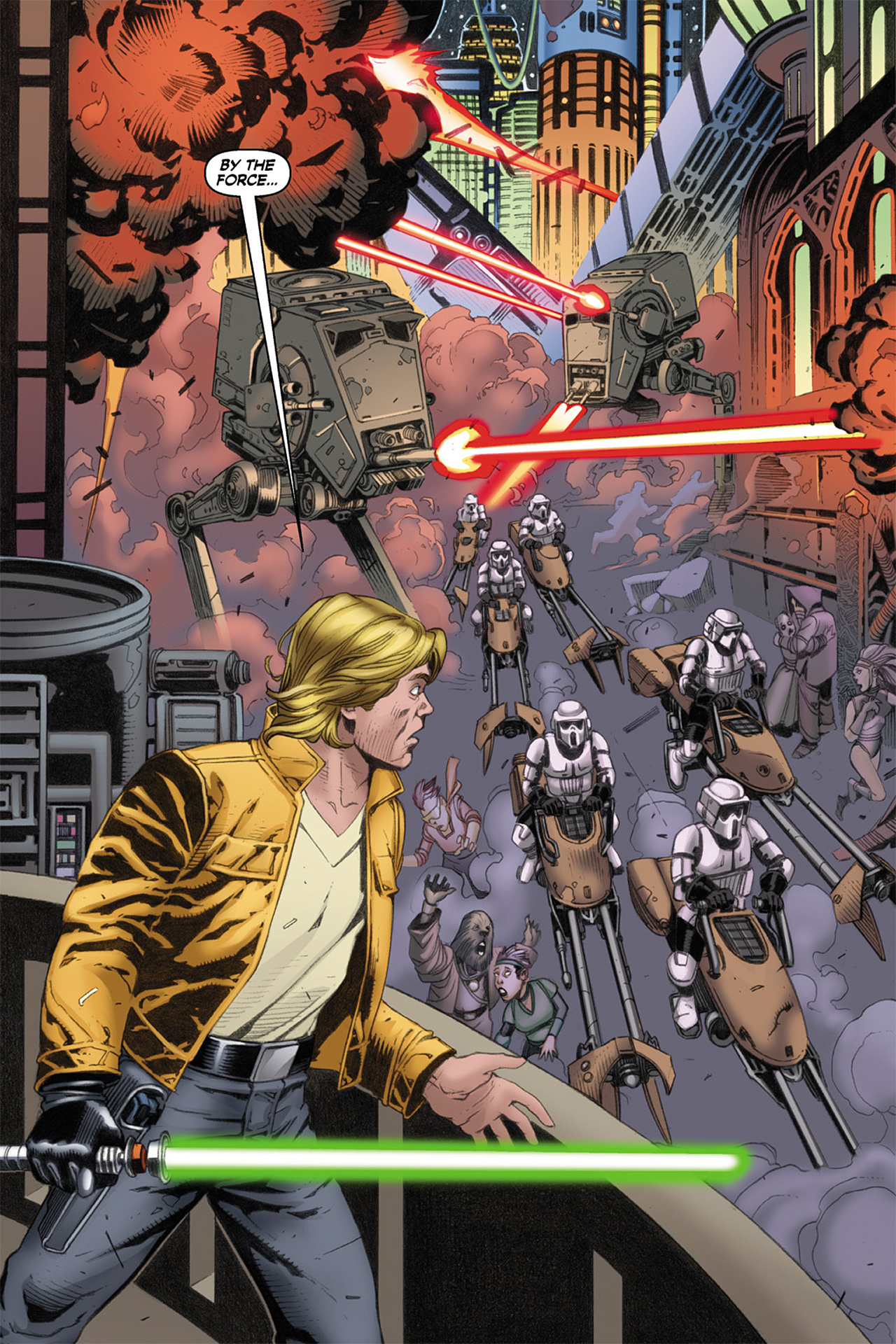 Read online Star Wars Omnibus comic -  Issue # Vol. 1 - 29