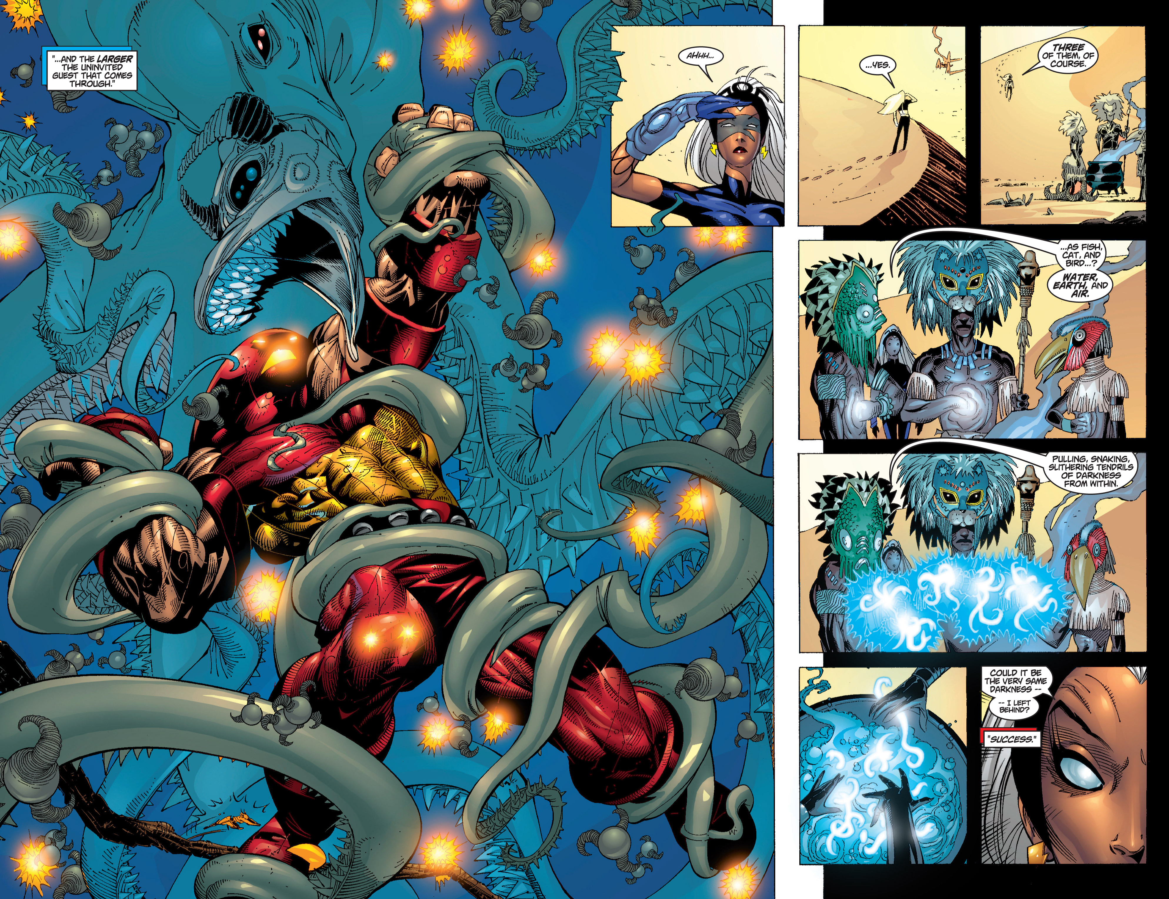Read online Uncanny X-Men (1963) comic -  Issue #369 - 6