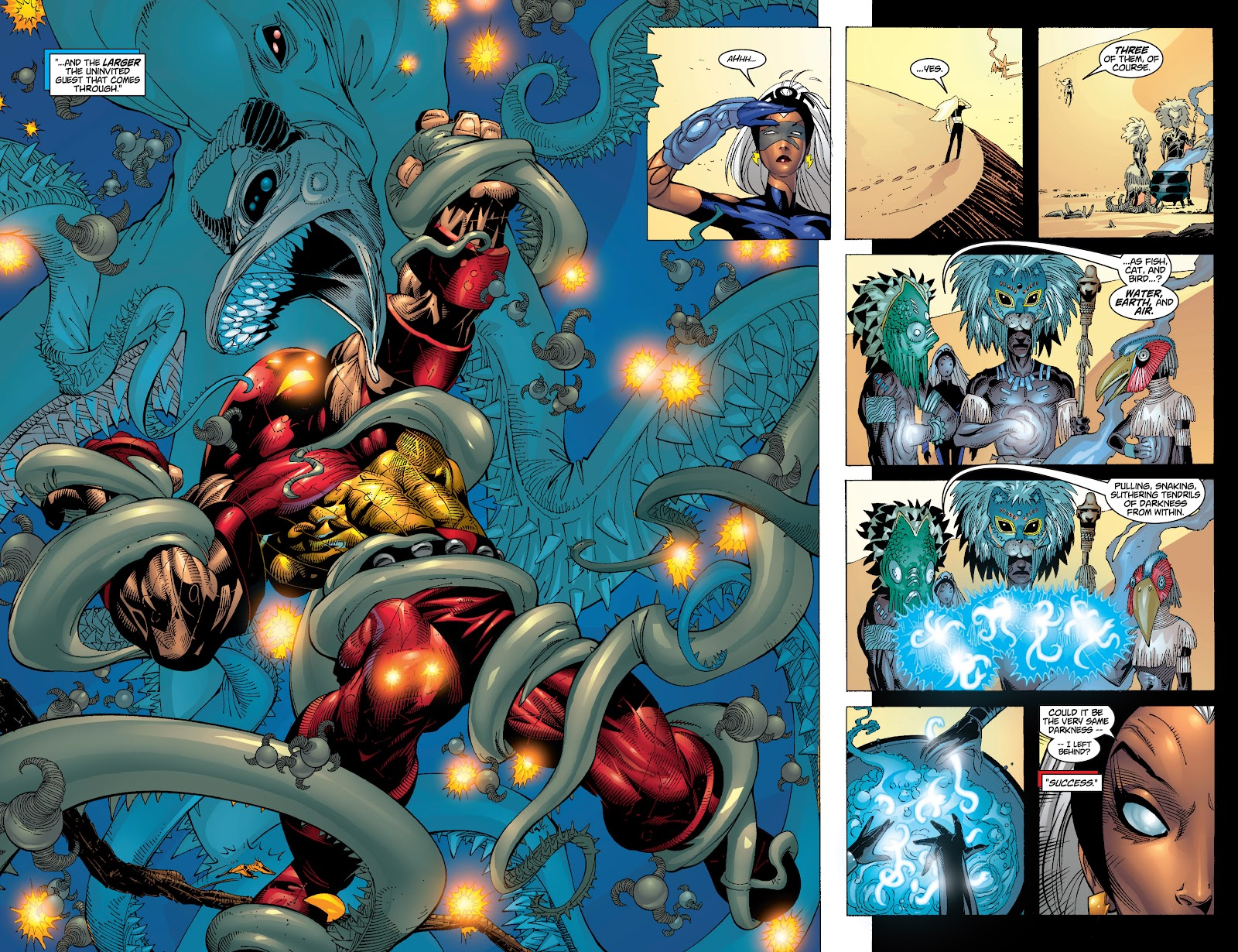 Uncanny X-Men (1963) issue 369 - Page 6