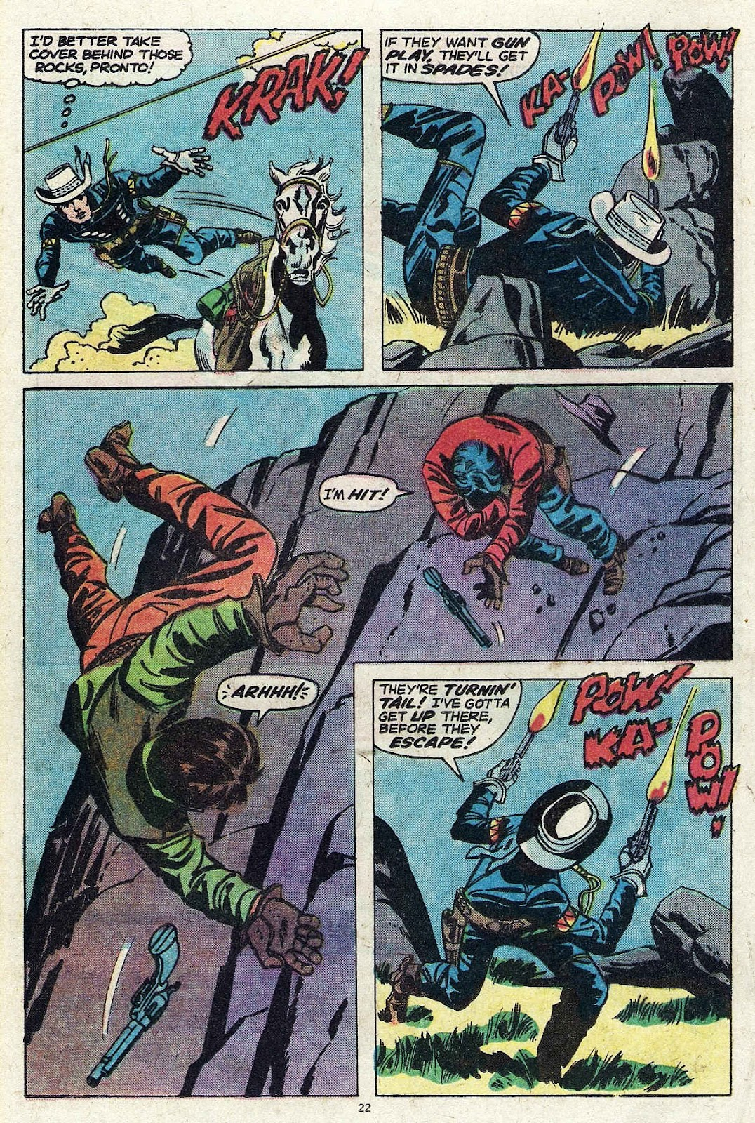 The Rawhide Kid (1955) issue 149 - Page 23