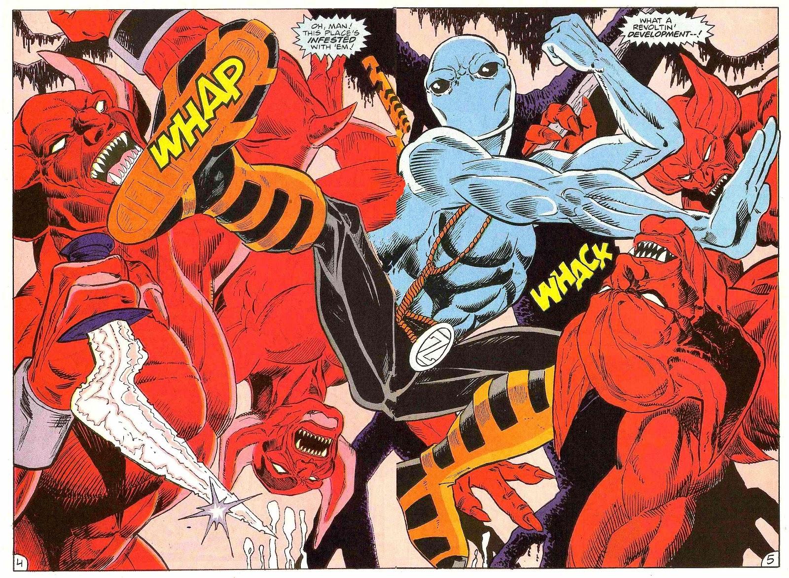Read online Zen Intergalactic Ninja (1992) comic -  Issue #2 - 6