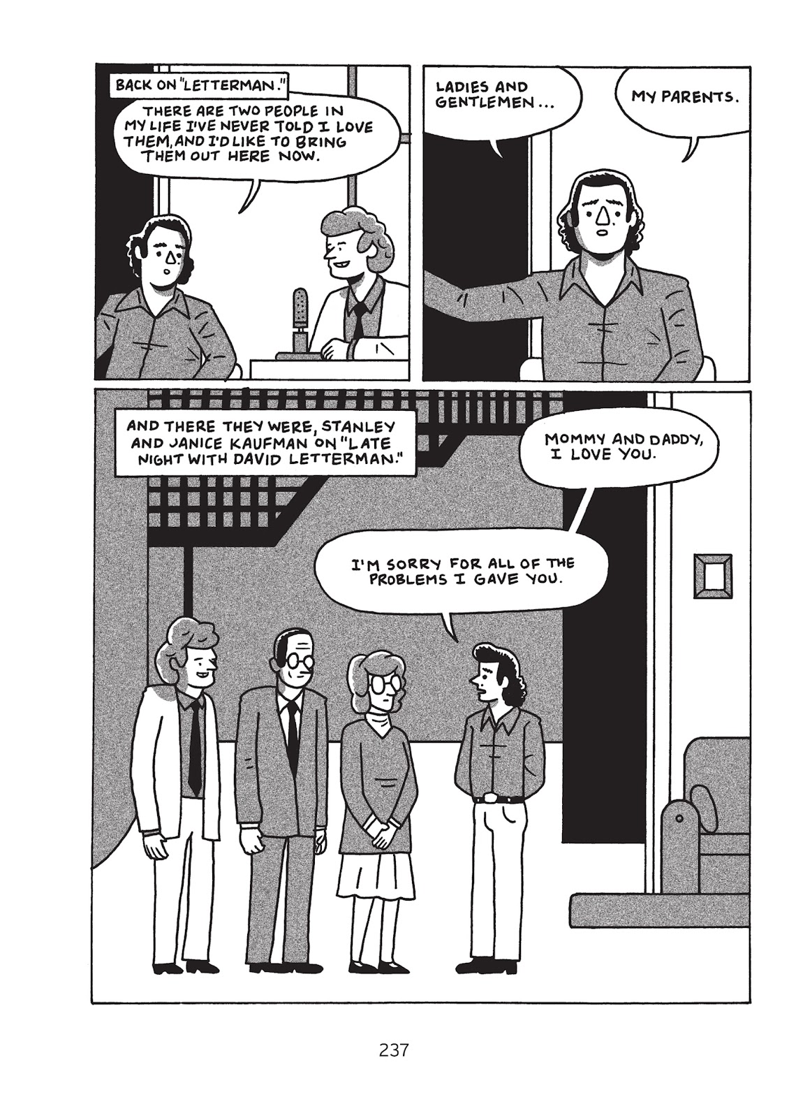Read online Is This Guy For Real?: The Unbelievable Andy Kaufman comic -  Issue # TPB (Part 3) - 42