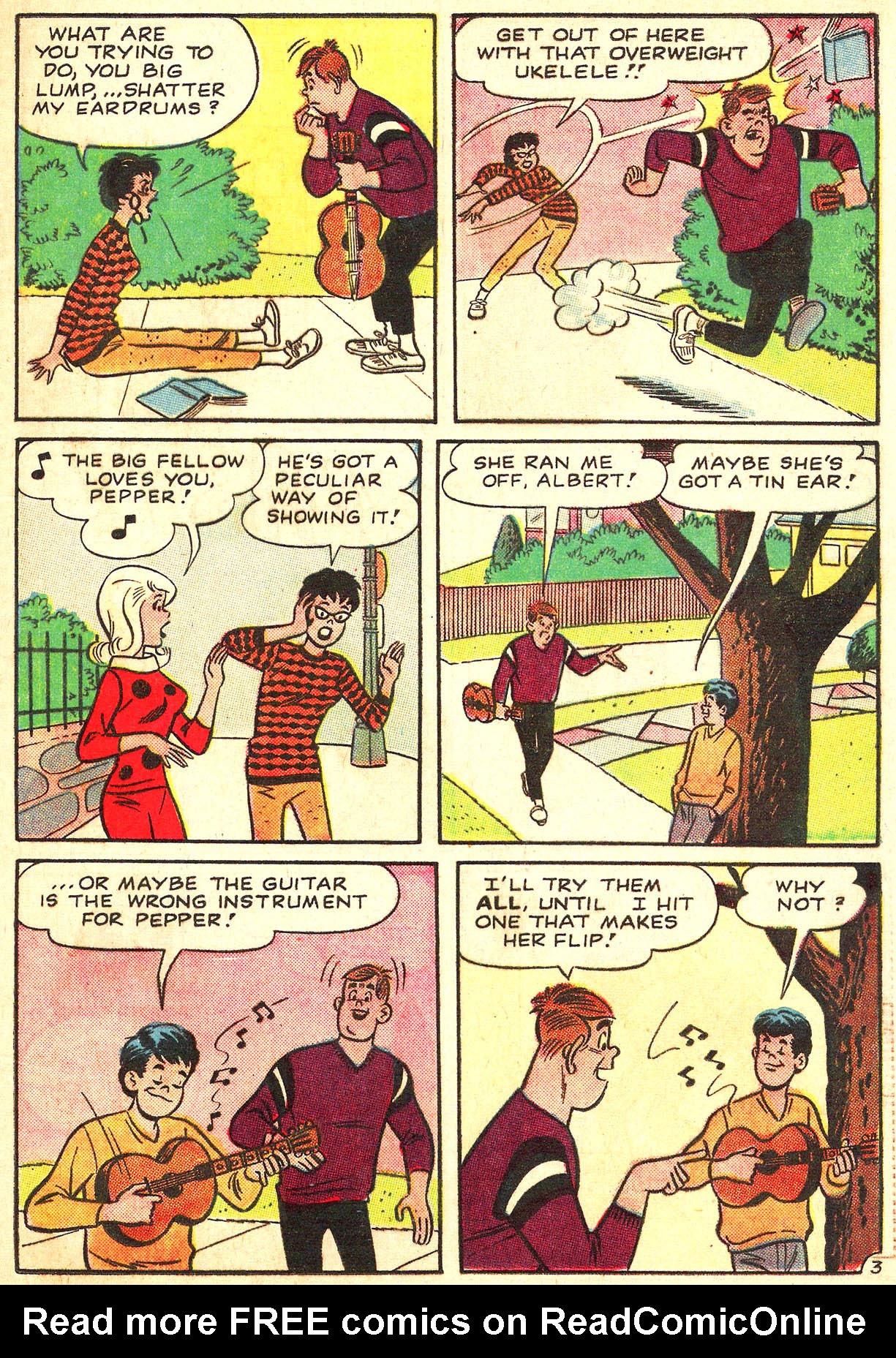 Read online She's Josie comic -  Issue #12 - 5