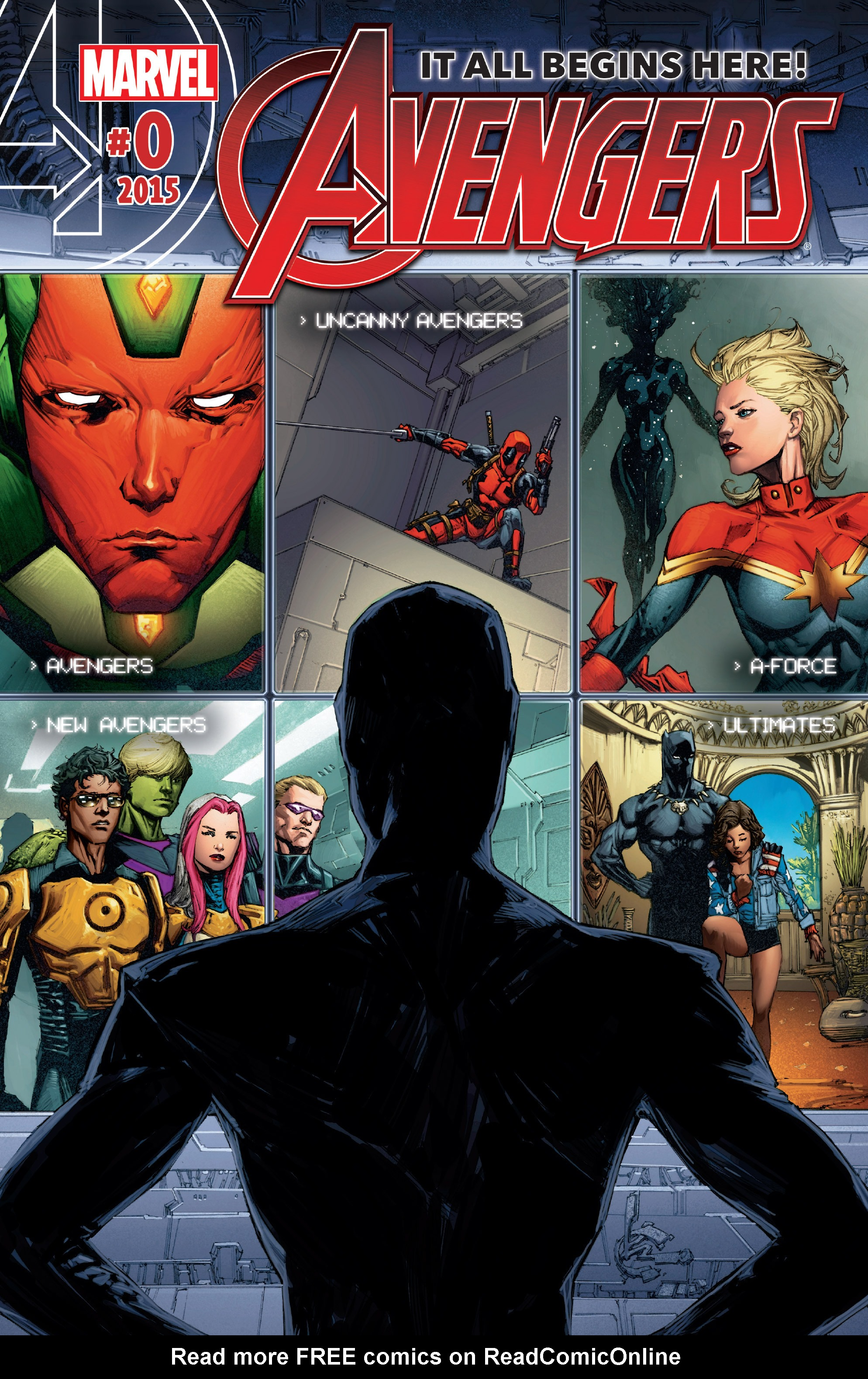 Read online Avengers (2015) comic -  Issue #Avengers (2015) Full - 1