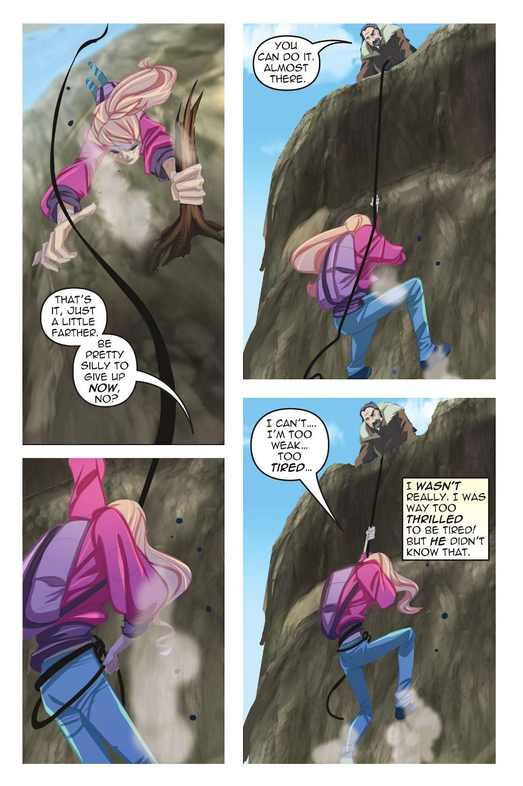 Read online Nancy Drew comic -  Issue #19 - 66