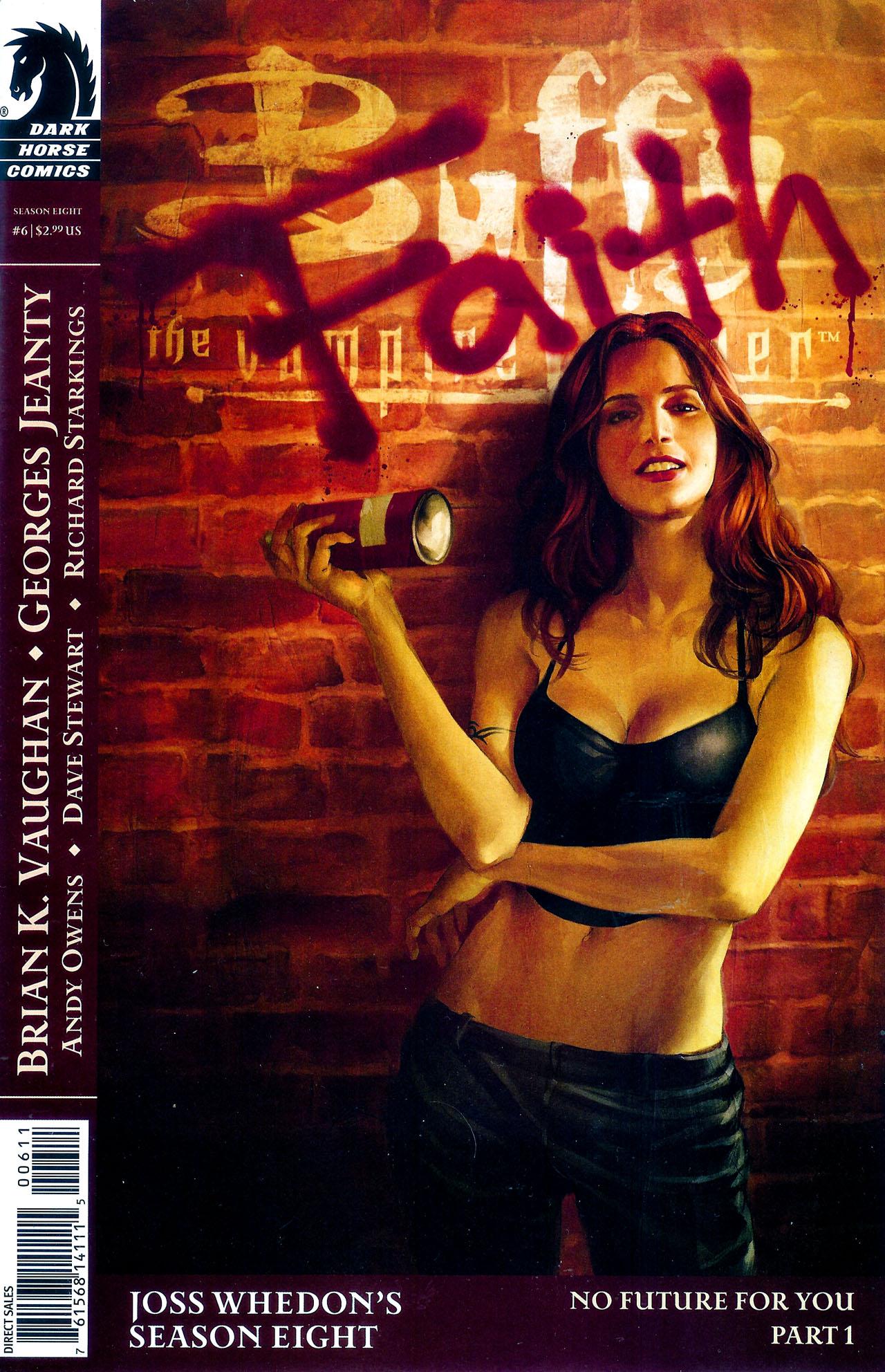 Buffy the Vampire Slayer Season Eight 6 Page 1