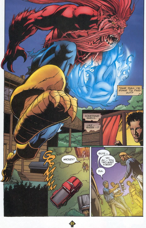 Read online Turok: Redpath comic -  Issue # Full - 22