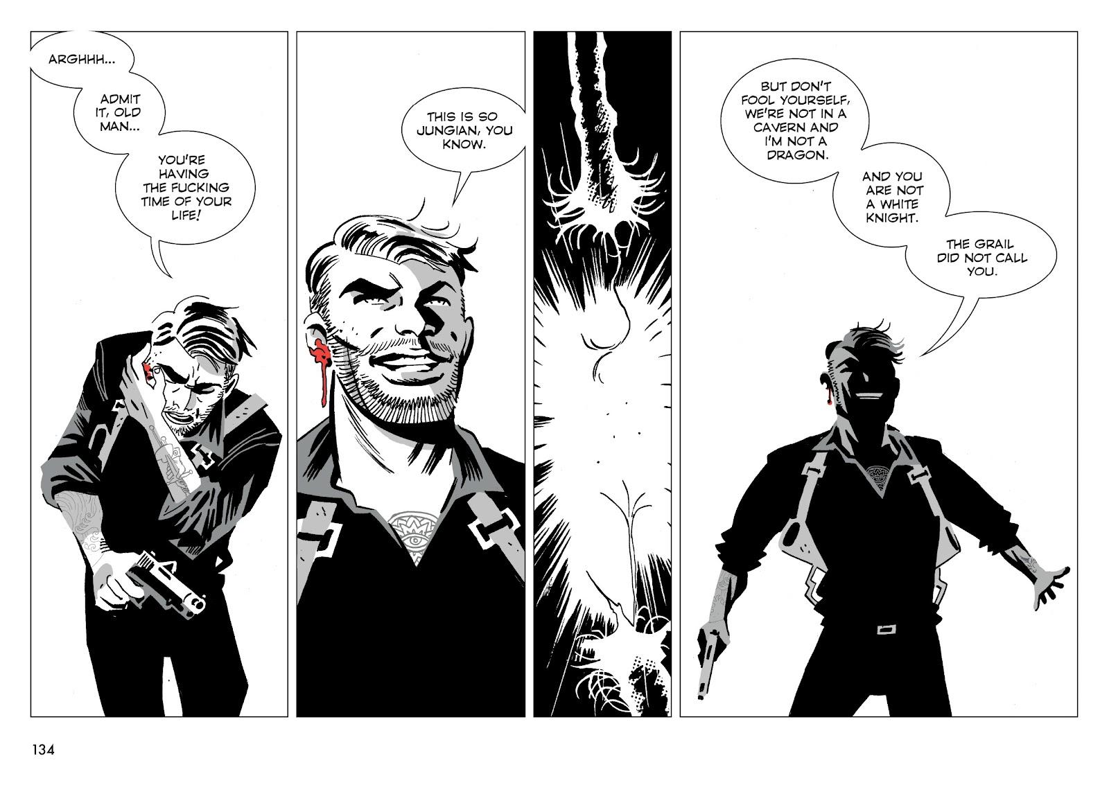 Read online Polar comic -  Issue # TPB The Kaiser Falls (Part 2) - 36