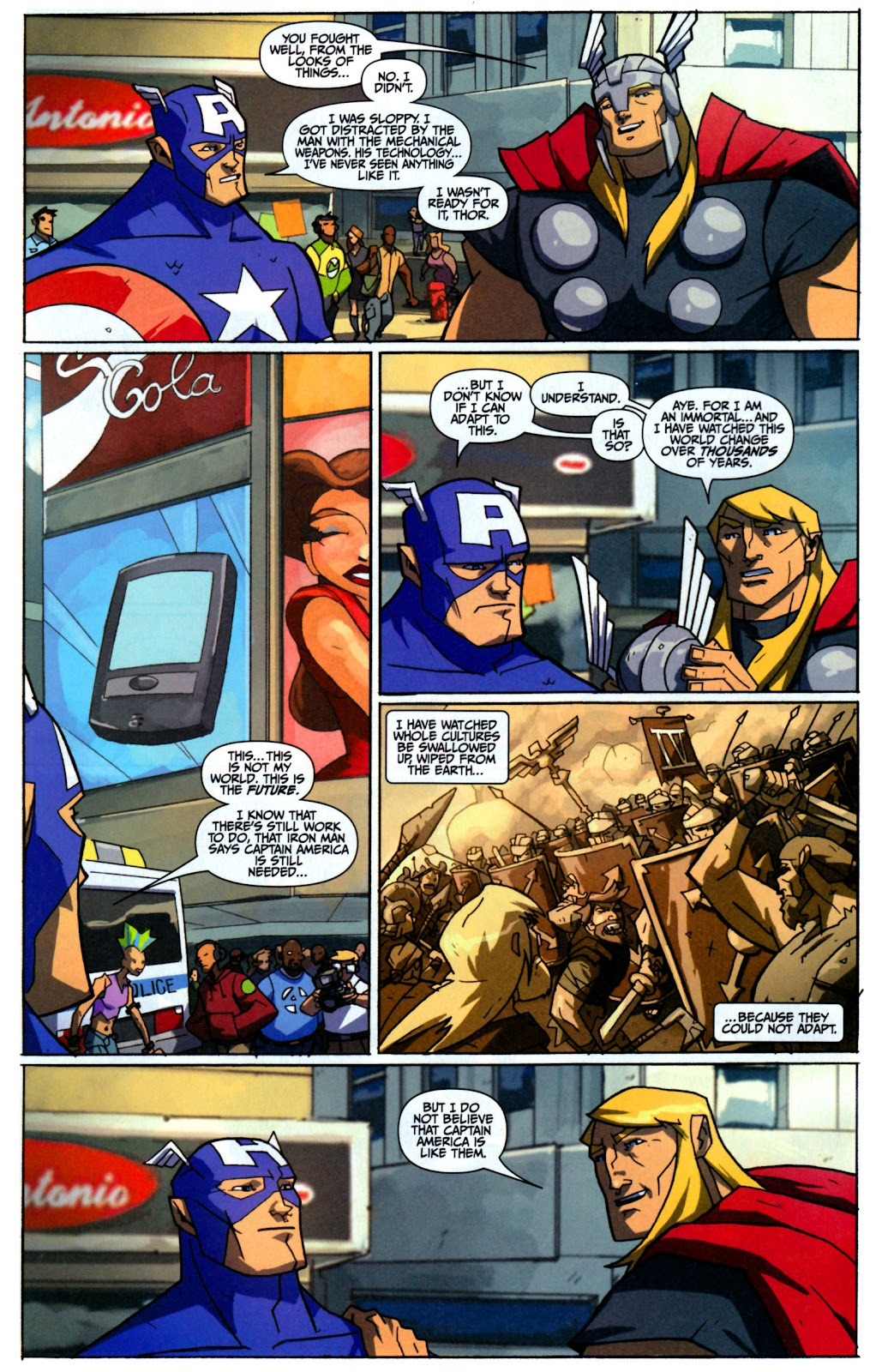Avengers: Earth's Mightiest Heroes (2011) Issue #1 #1 - English 8