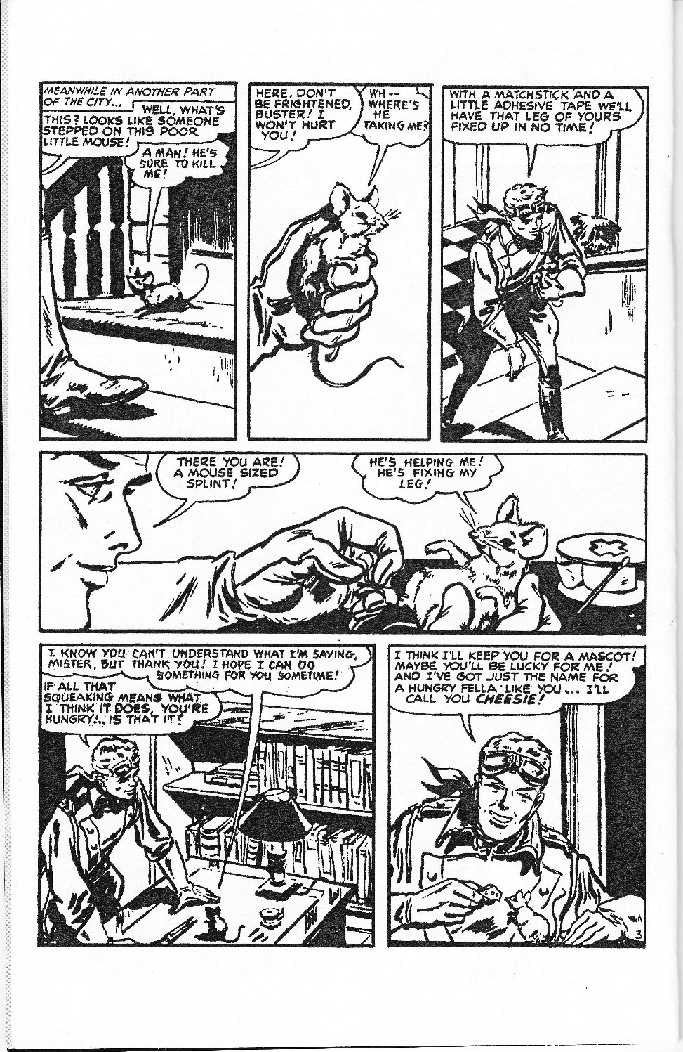 Read online Men of Mystery Comics comic -  Issue #53 - 6