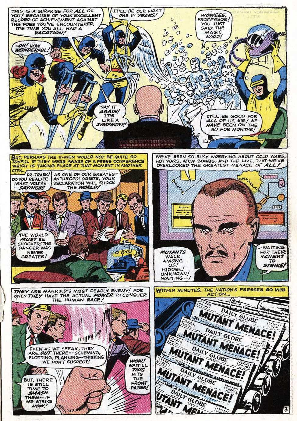 Uncanny X-Men (1963) 68 Page 4