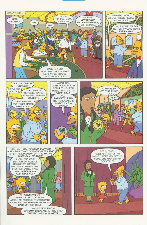 Read online Simpsons Comics comic -  Issue #51 - 12
