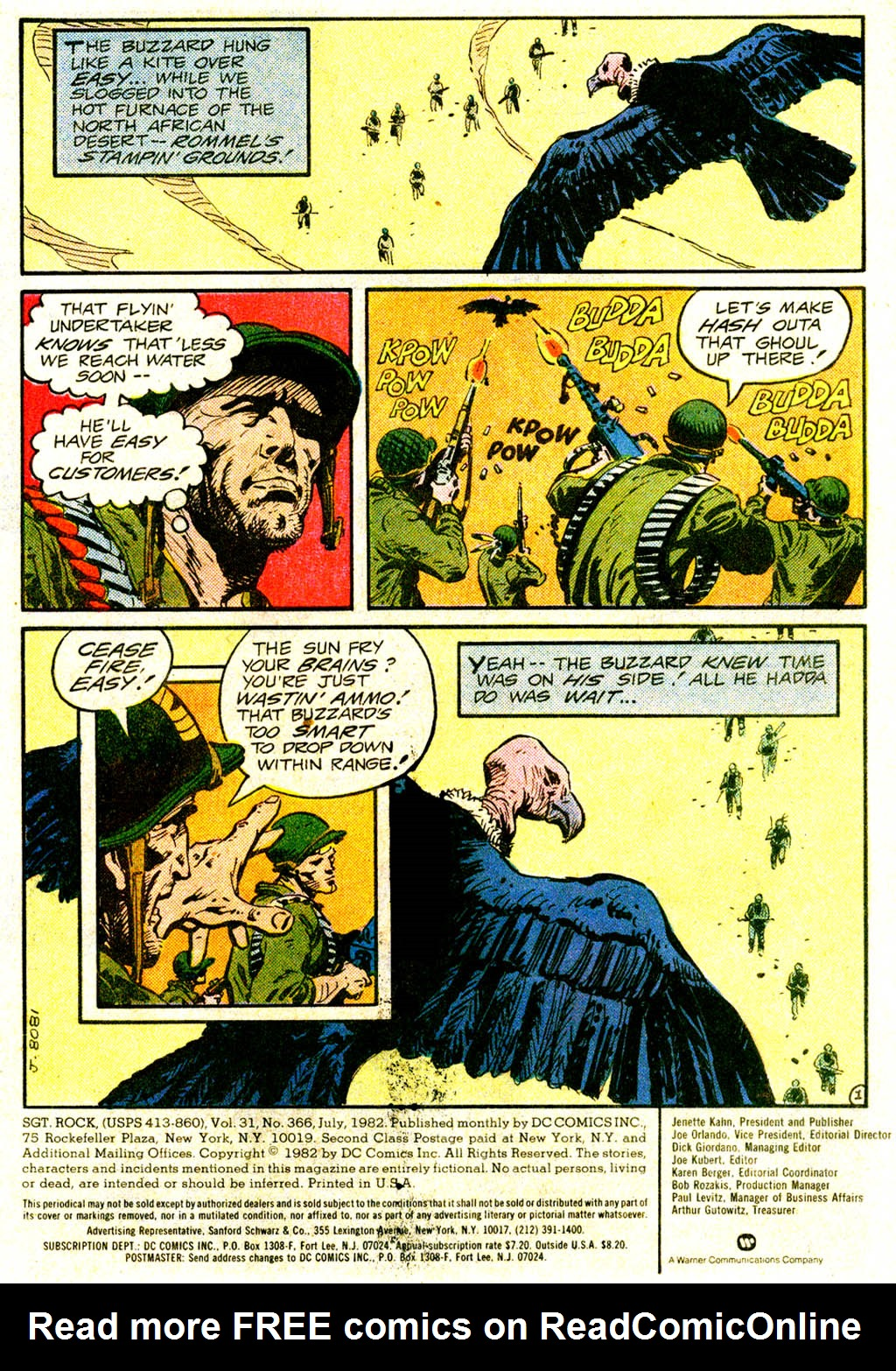 Sgt. Rock issue 366 - Page 3