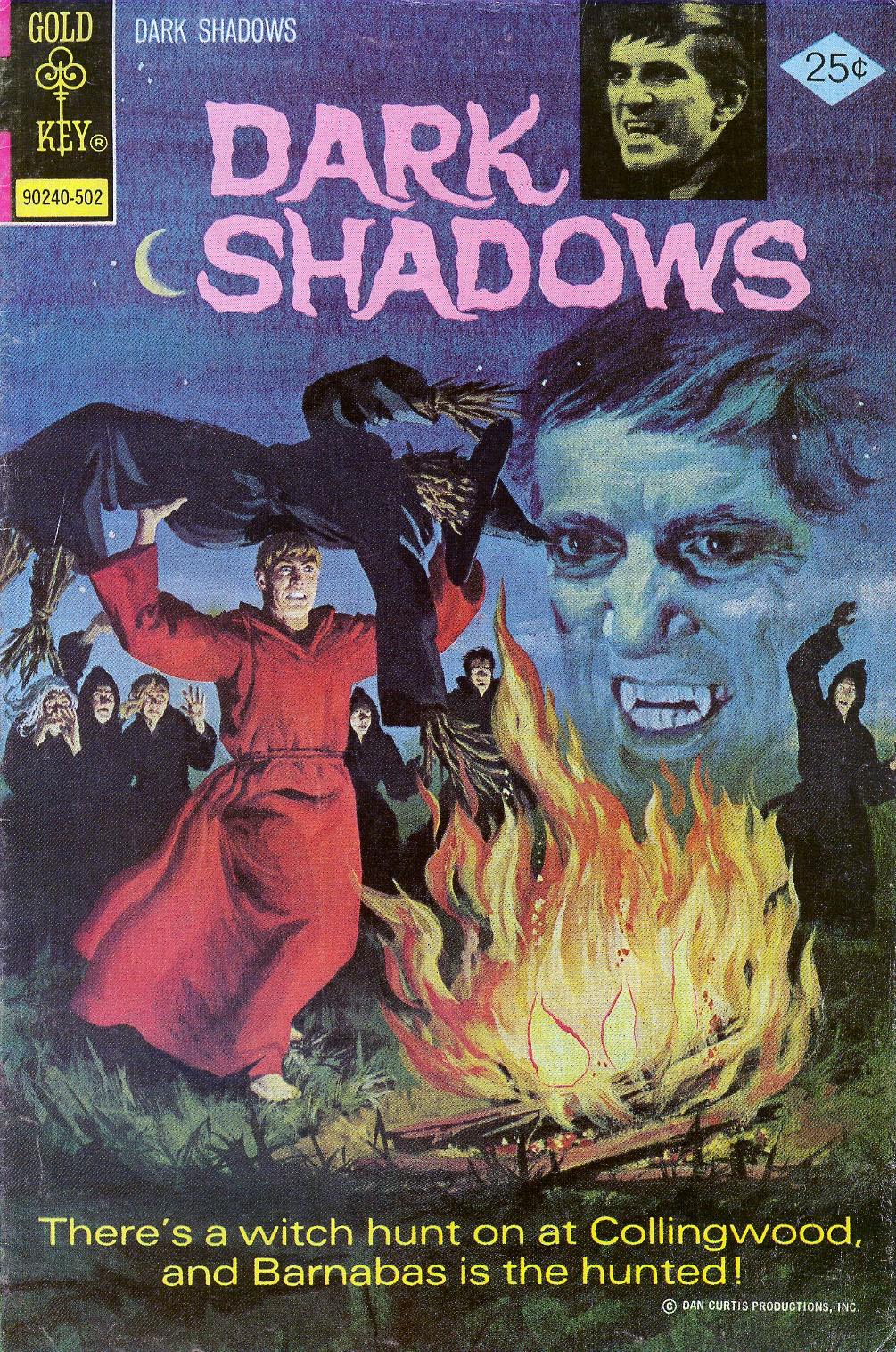 Dark Shadows (1969) issue 30 - Page 1
