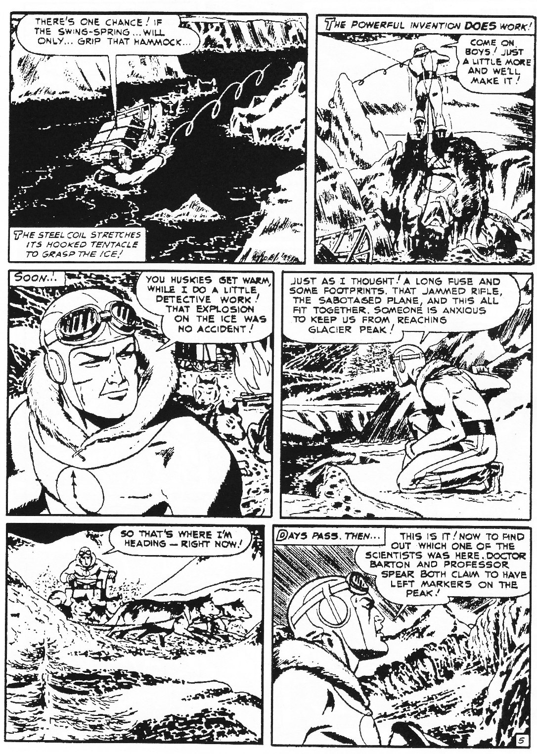 Read online Men of Mystery Comics comic -  Issue #72 - 30