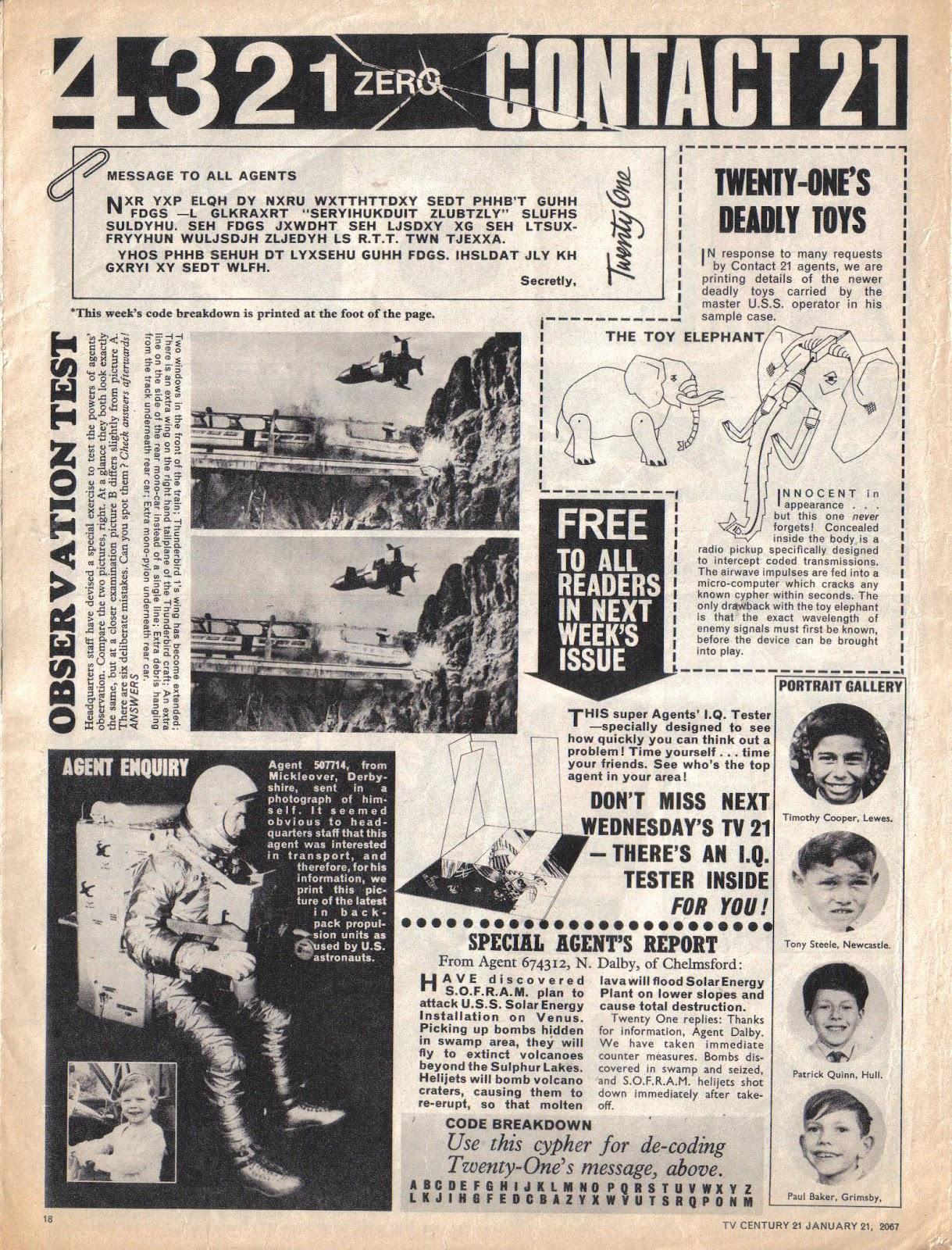 TV Century 21 (TV 21) issue 105 - Page 17