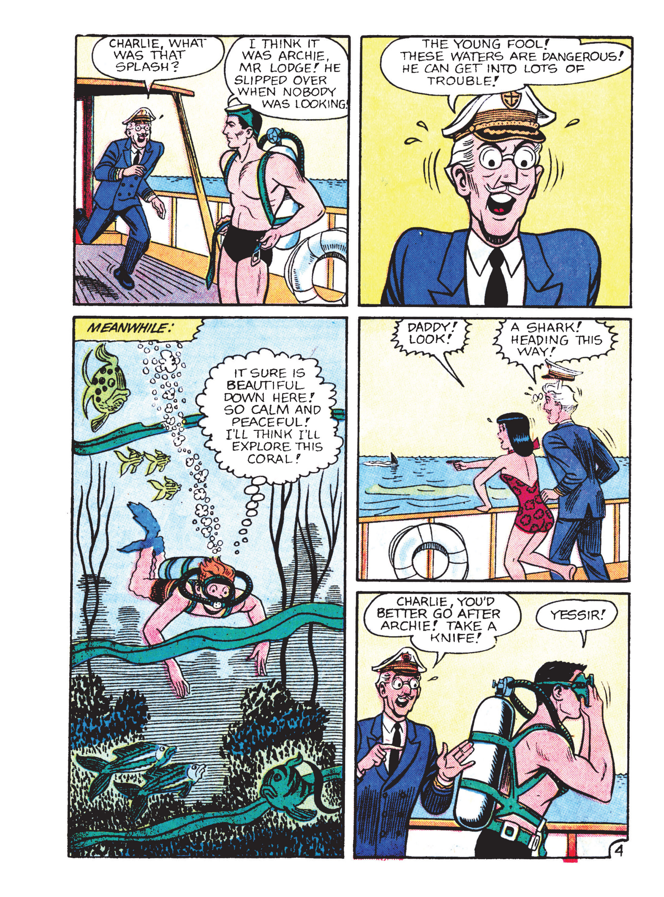 Read online Archie 1000 Page Comics Blowout! comic -  Issue # TPB (Part 2) - 18