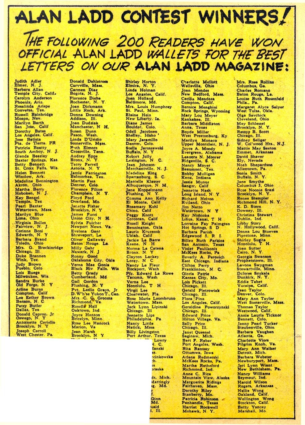 Adventures of Alan Ladd issue 4 - Page 16
