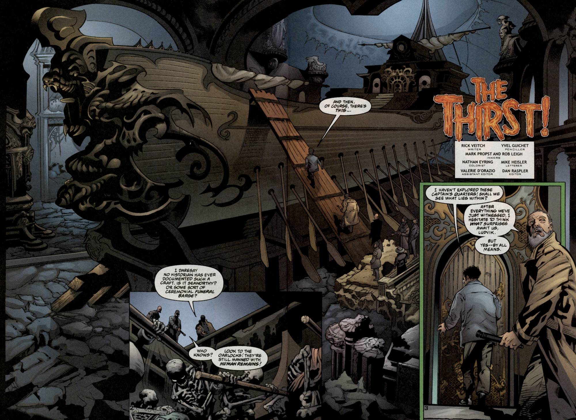 Read online Aquaman (2003) comic -  Issue #5 - 4