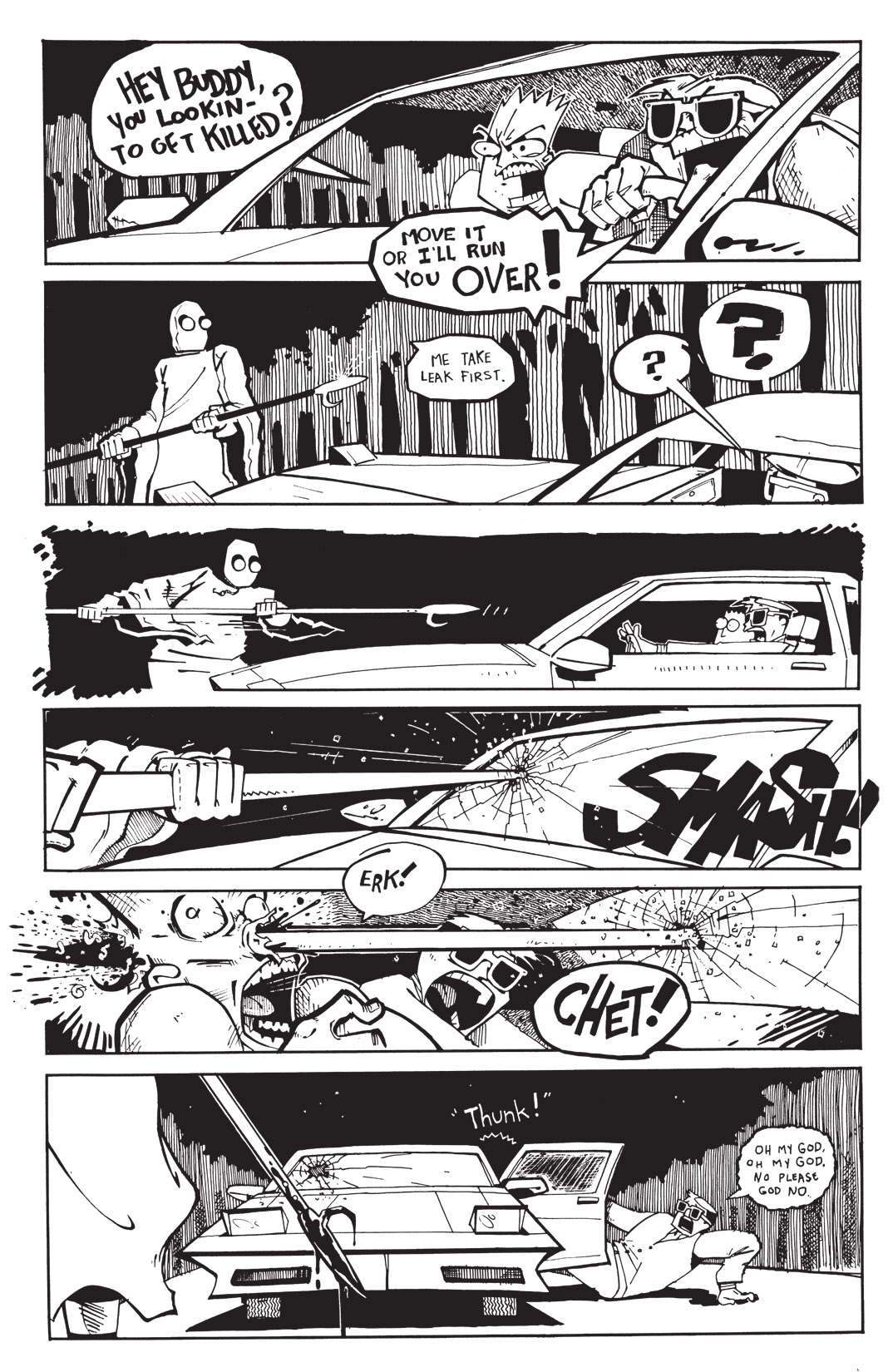 Read online Scud: The Disposable Assassin: The Whole Shebang comic -  Issue # TPB (Part 3) - 117