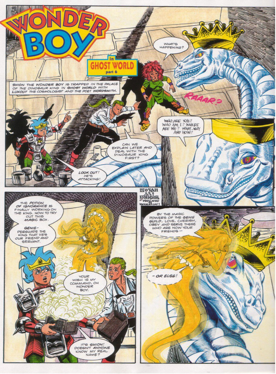 Read online Sonic the Comic comic -  Issue #27 - 26