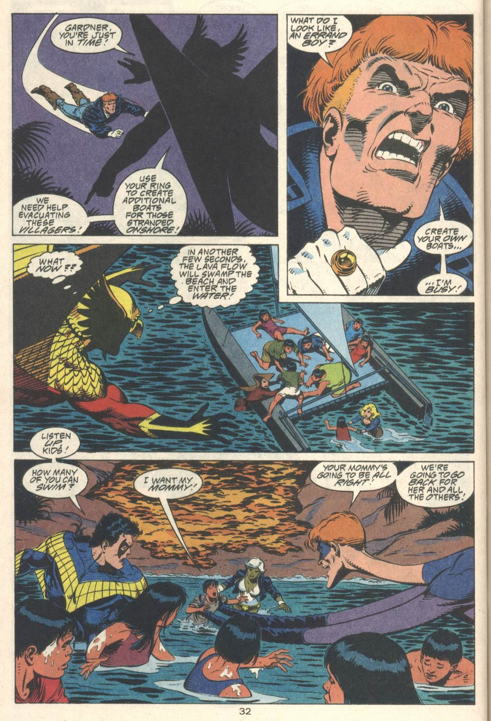 Read online Adventures of Superman (1987) comic -  Issue #Adventures of Superman (1987) _Annual 4 - 33