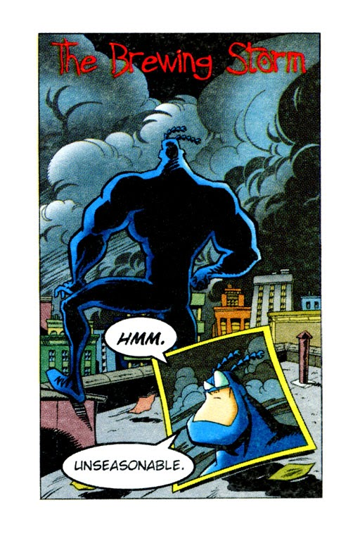 Read online The Tick: Days of Drama comic -  Issue #0 - 3