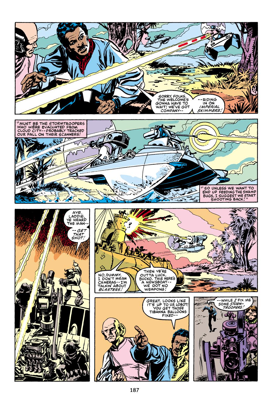 Read online Star Wars Omnibus comic -  Issue # Vol. 16 - 185