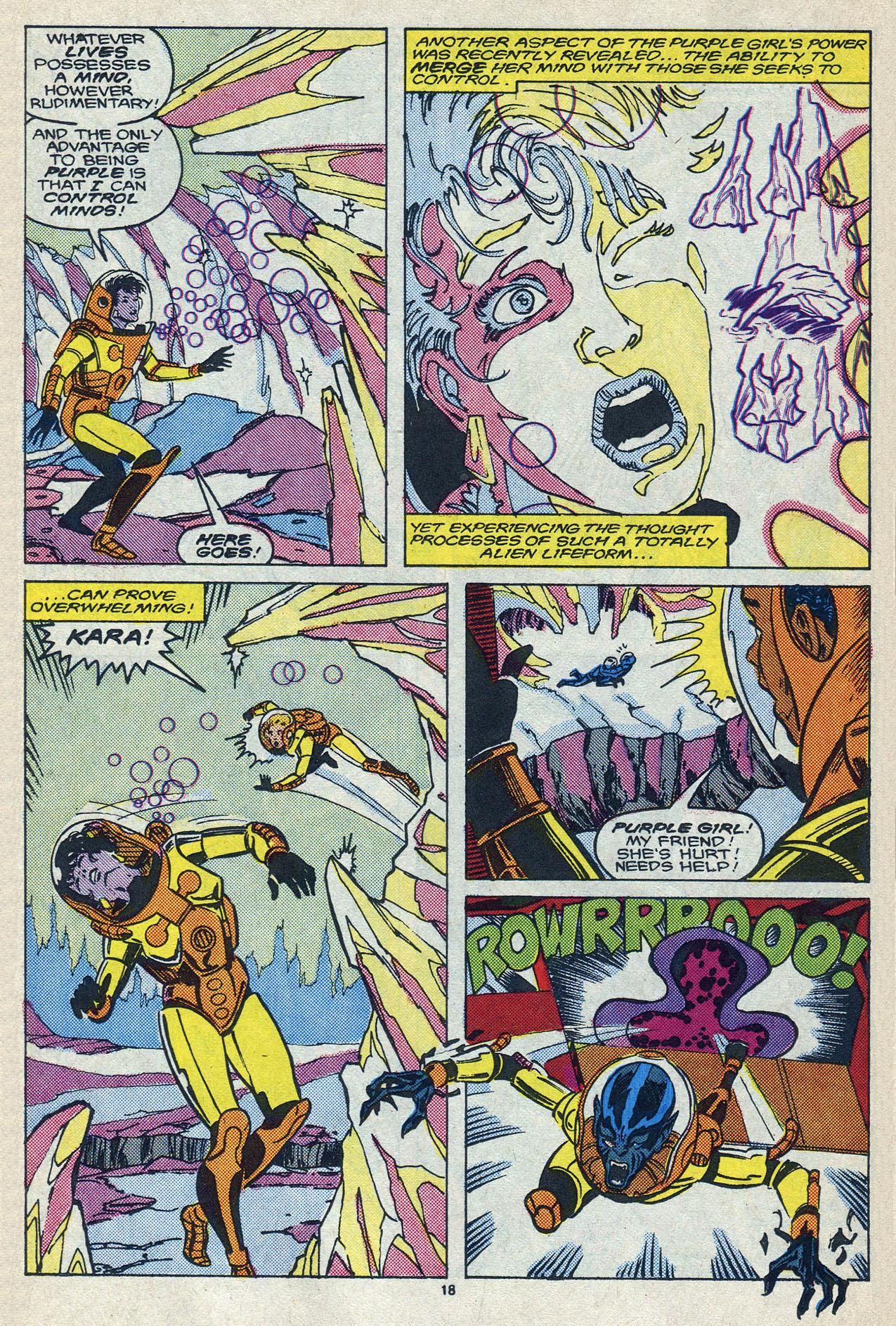 Read online Alpha Flight (1983) comic -  Issue #57 - 25