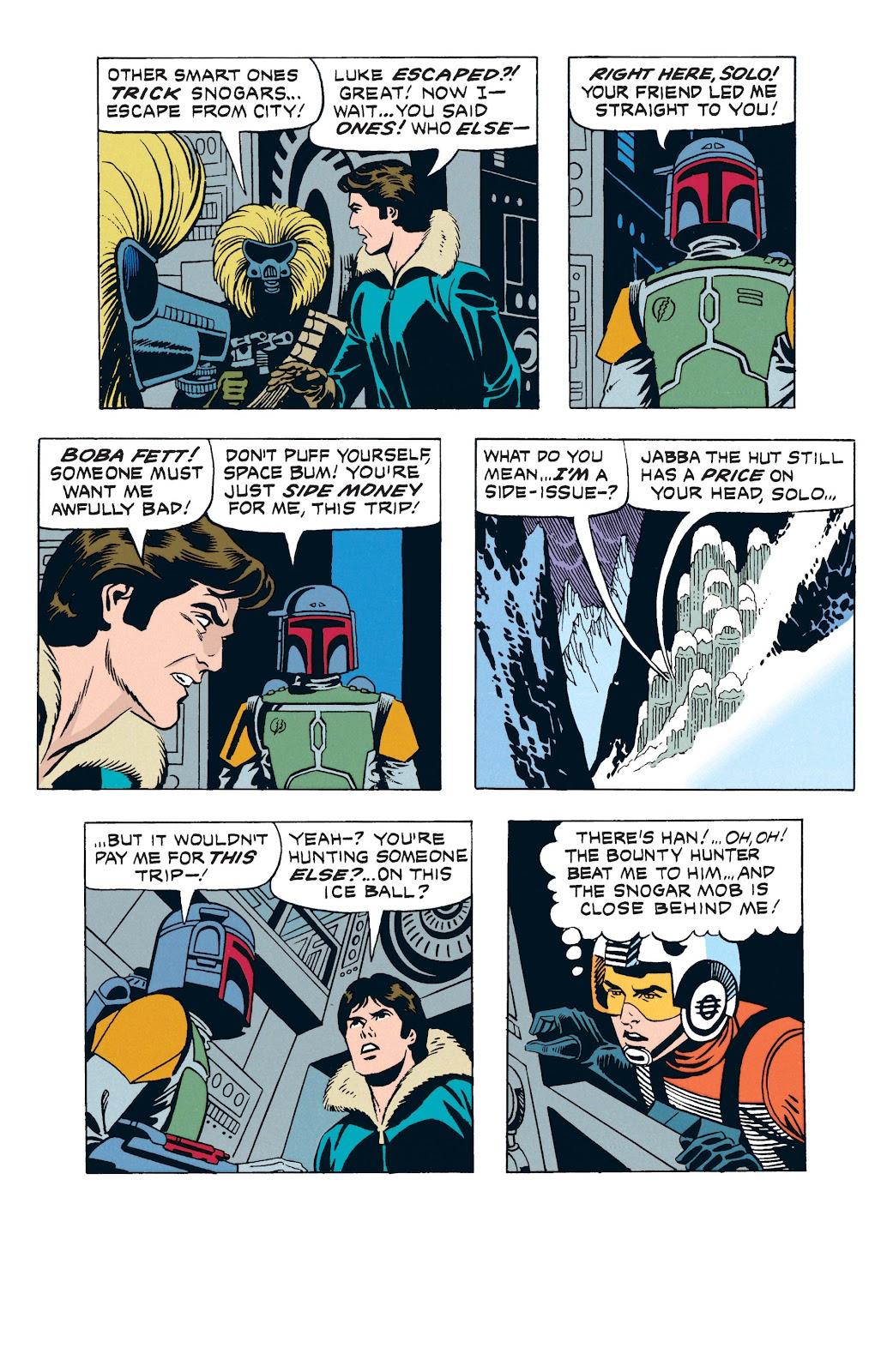 Read online Star Wars Legends: The Newspaper Strips - Epic Collection comic -  Issue # TPB (Part 3) - 67