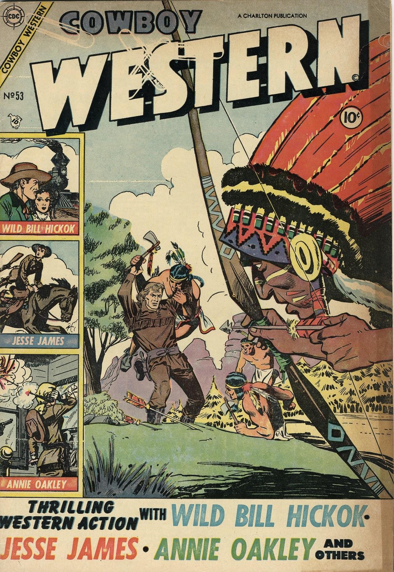 Cowboy Western 53 Page 1
