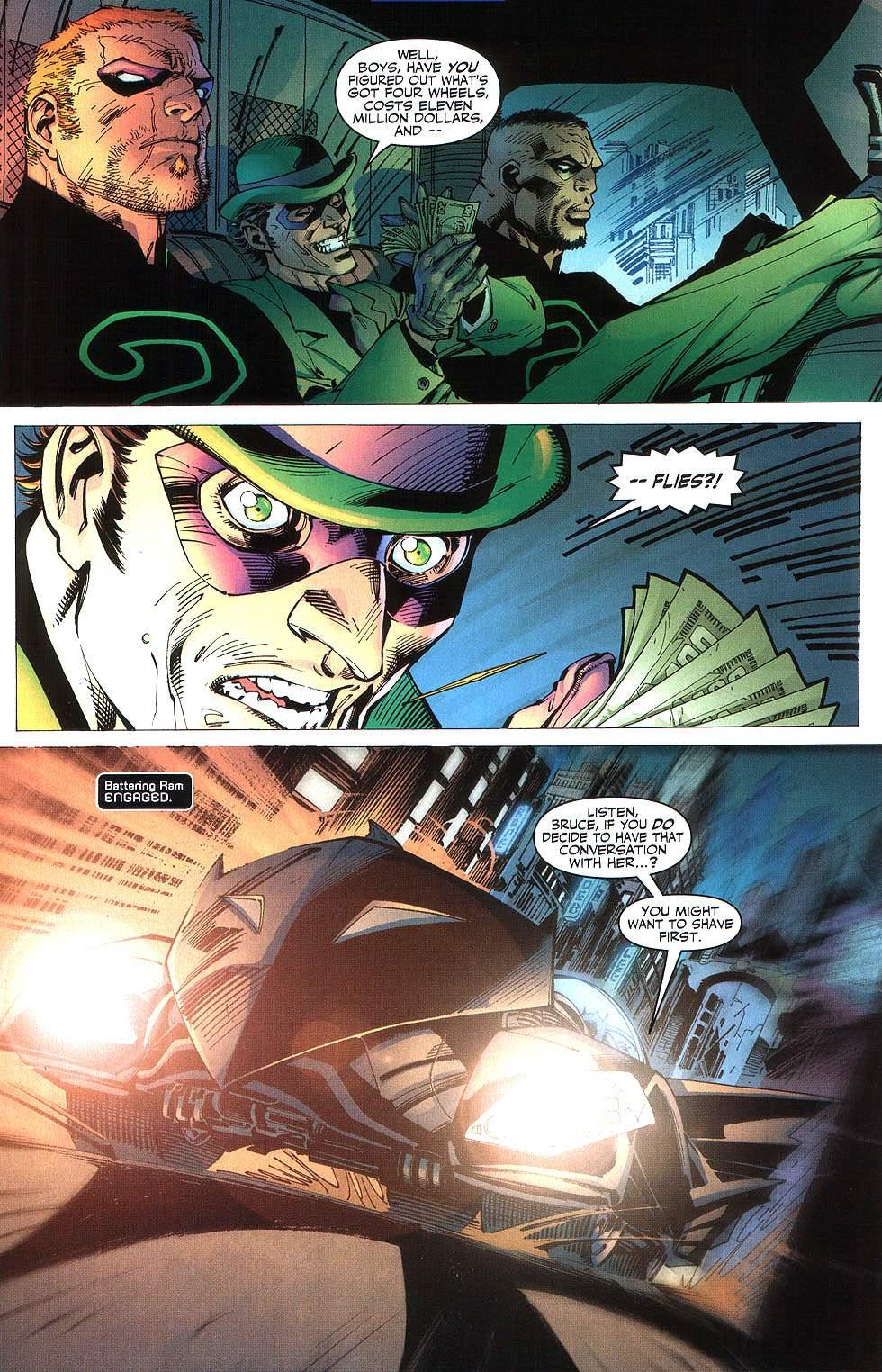 Read online Batman: Hush comic -  Issue #8 - 13