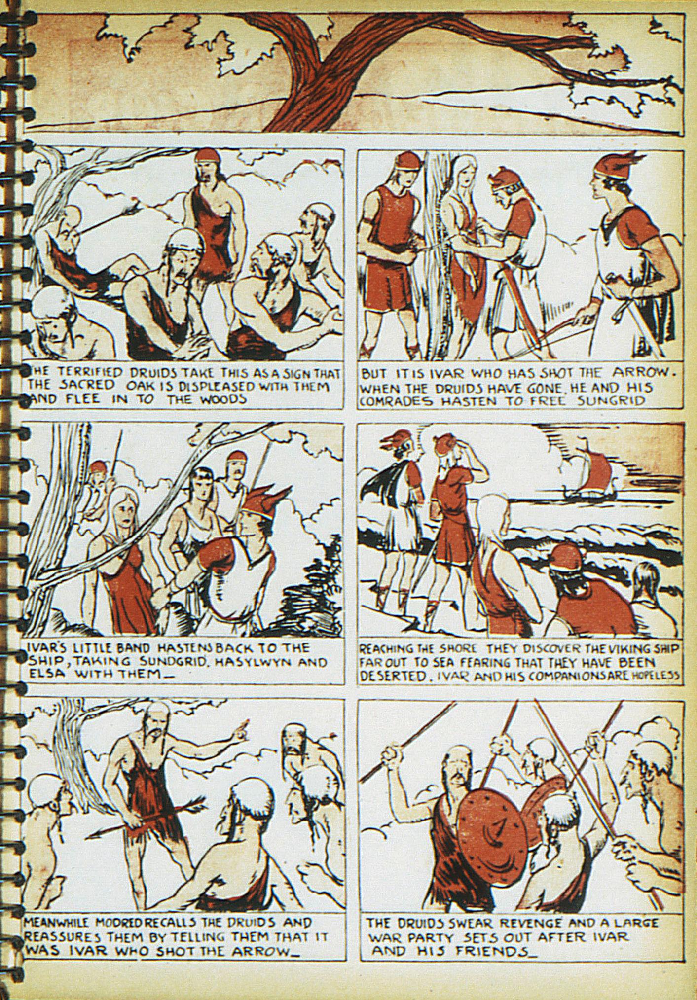 Read online Adventure Comics (1938) comic -  Issue #15 - 45