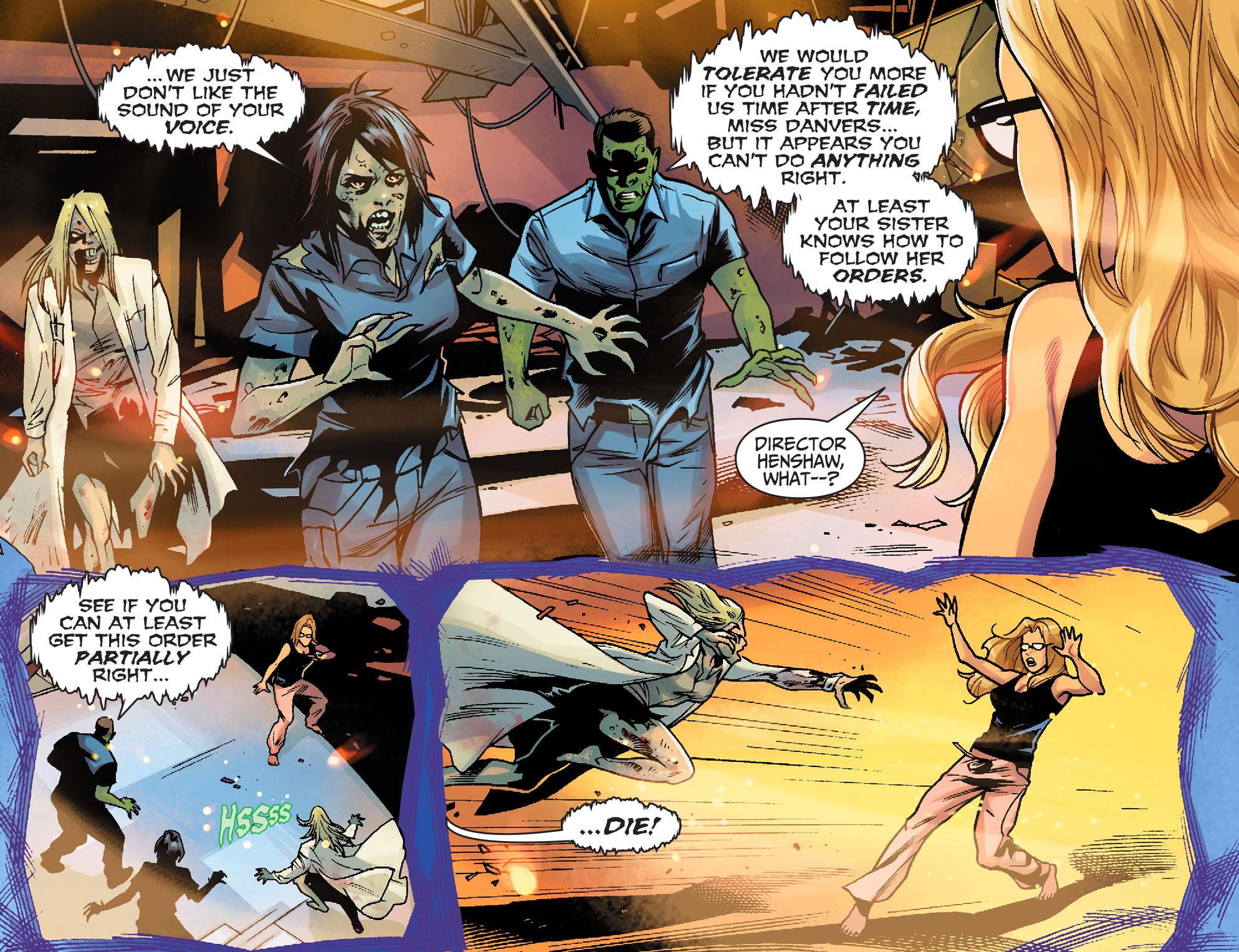 Read online Adventures of Supergirl comic -  Issue #6 - 15
