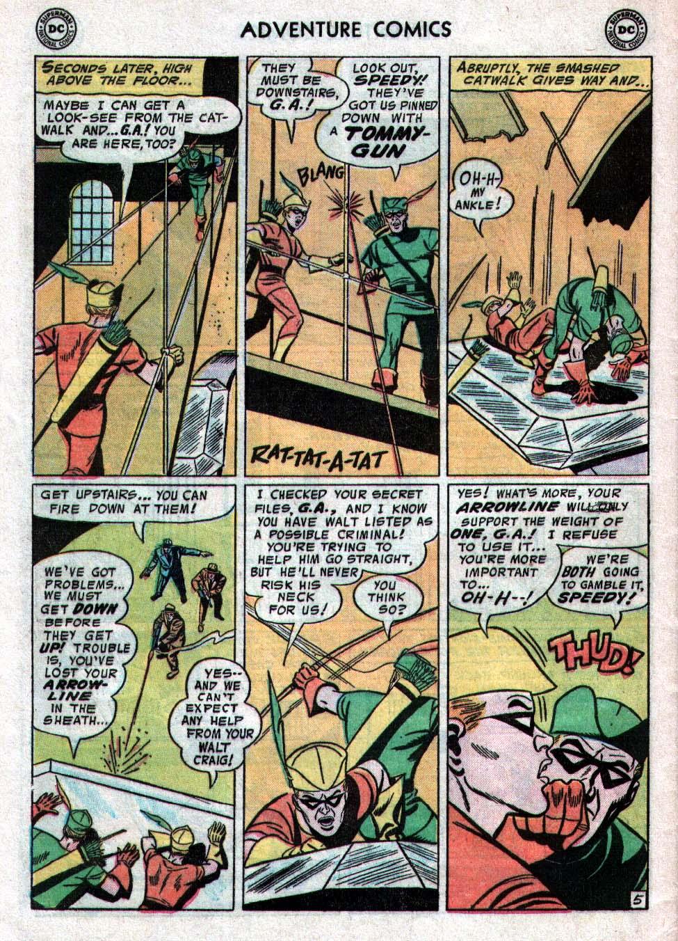 Read online Adventure Comics (1938) comic -  Issue #223 - 32