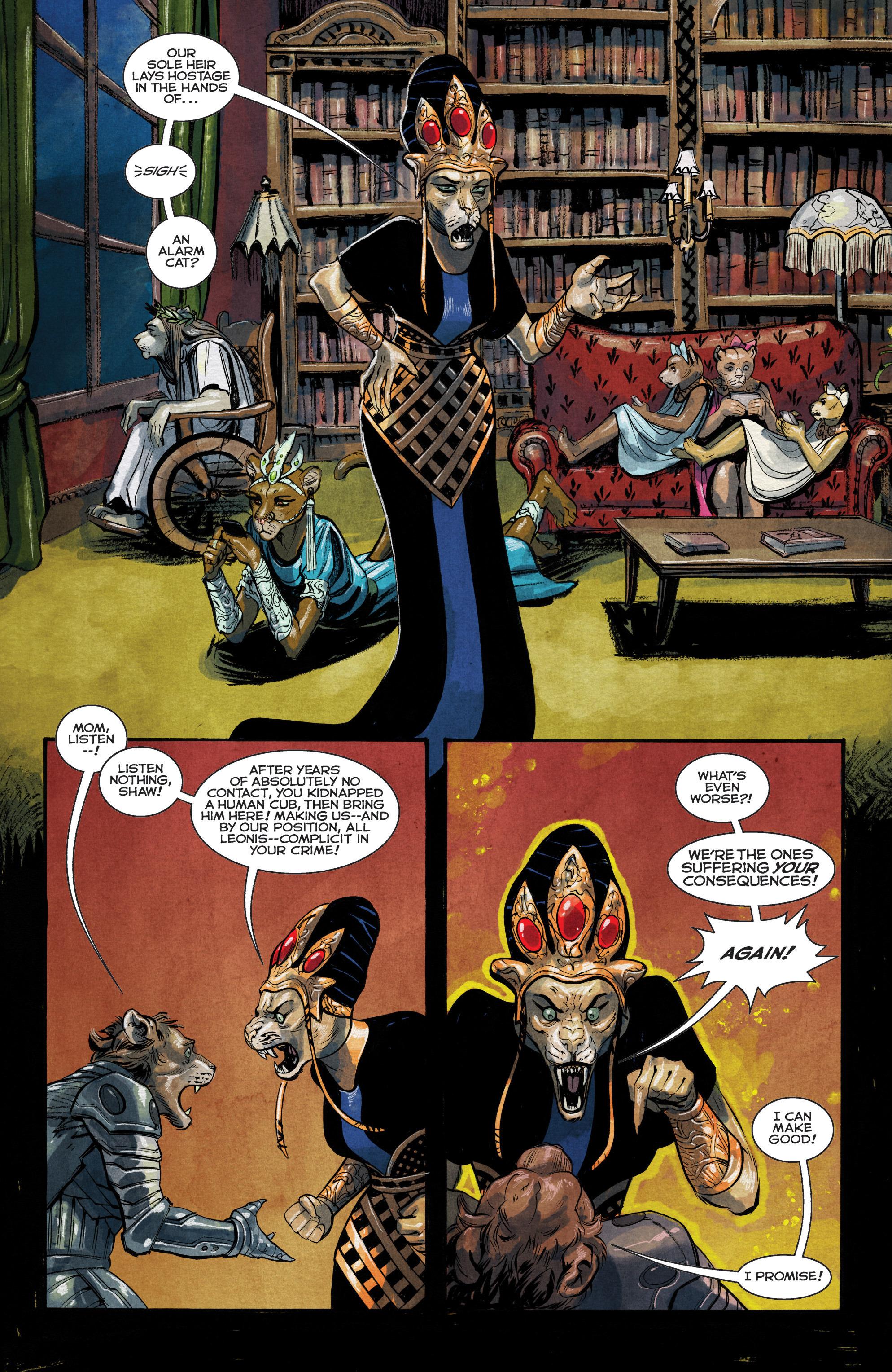 Read online Shutter comic -  Issue #16 - 14