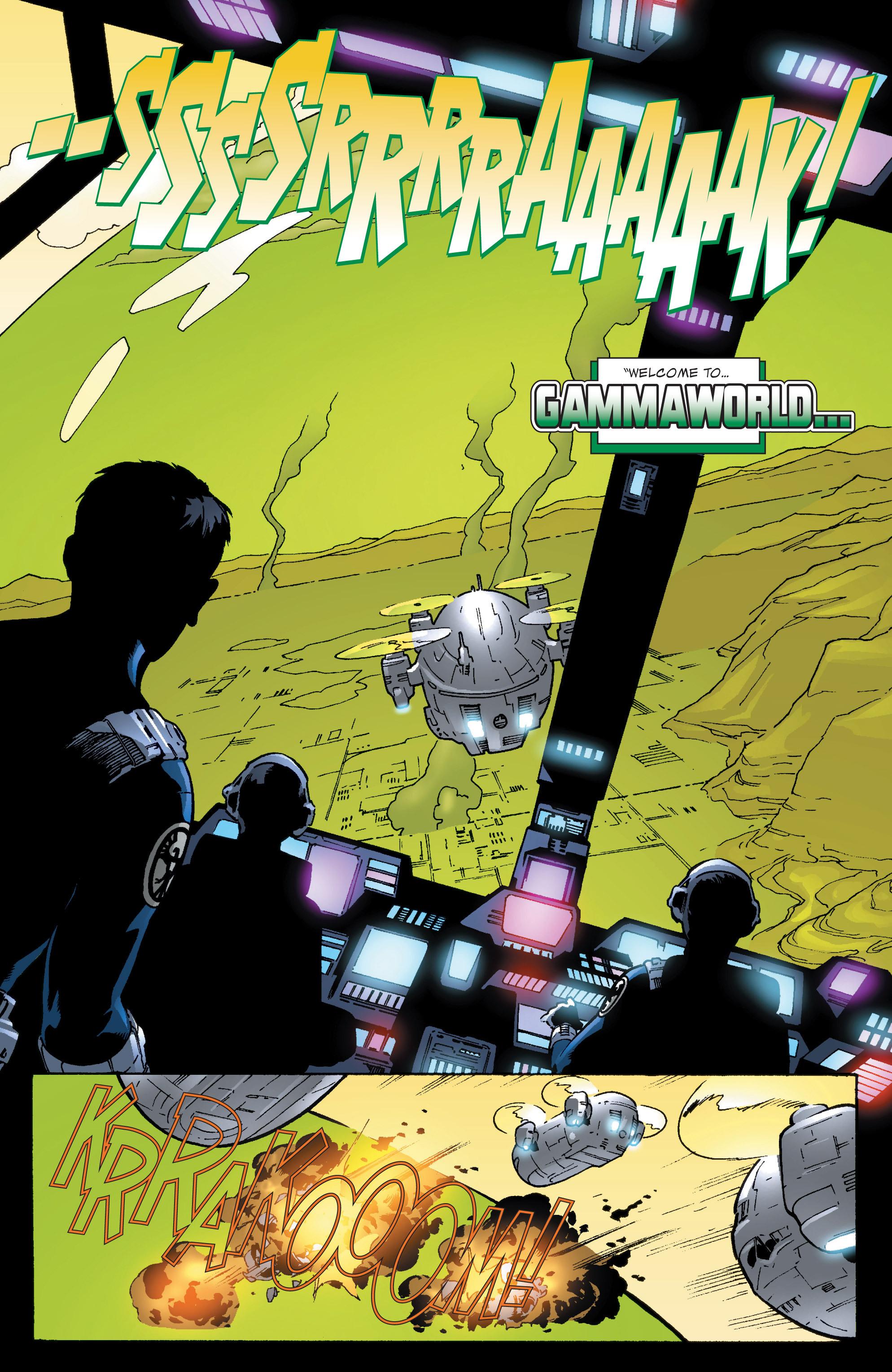 Read online World War Hulk Aftersmash: Warbound, Vol. 1 comic -  Issue #1 - 18